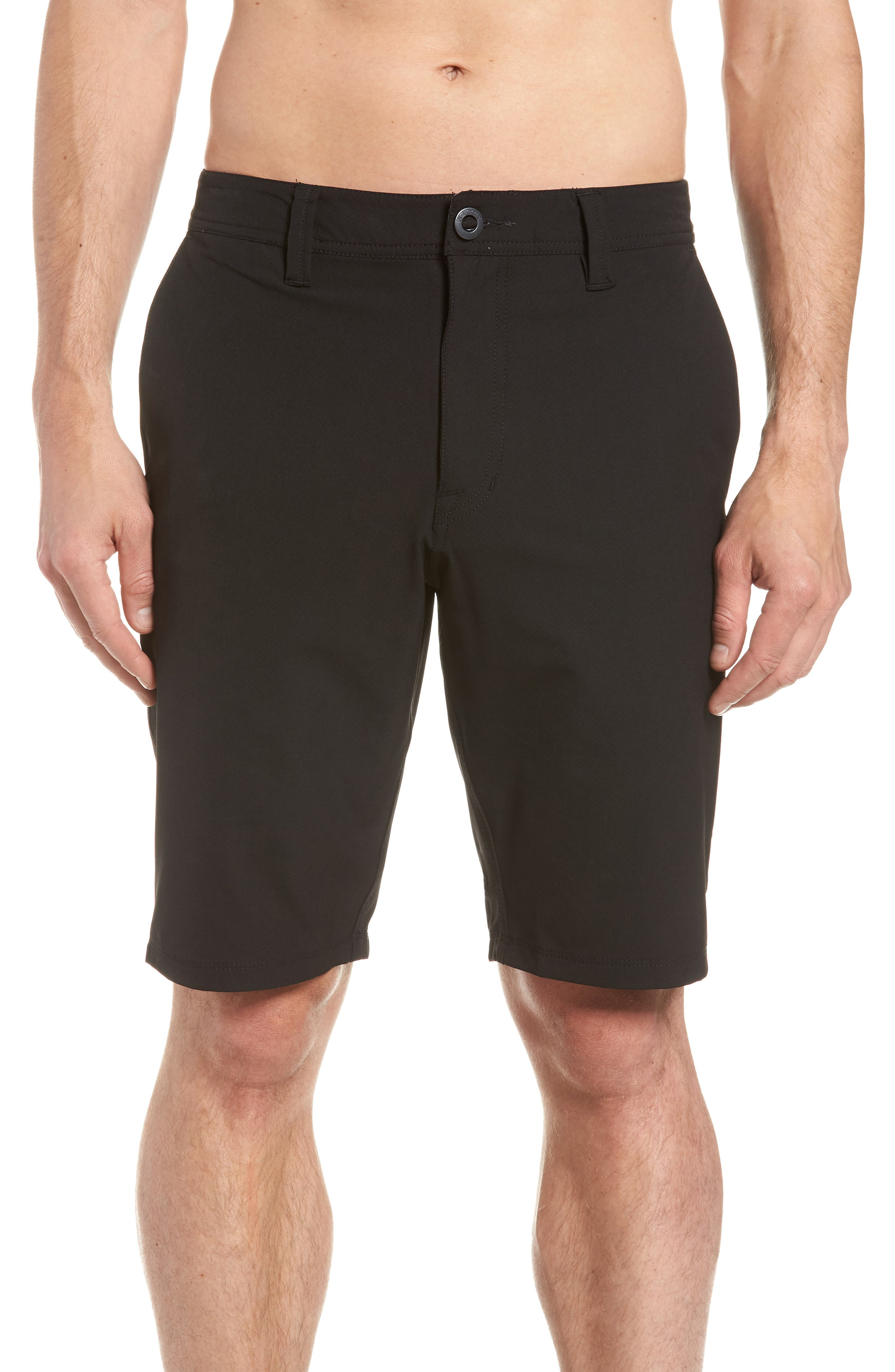 SNT Dry Hybrid Shorts,                             Alternate thumbnail 4, color,                             001