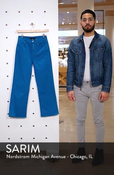 W4 Shelter Wide Leg Crop Jeans, sales video thumbnail