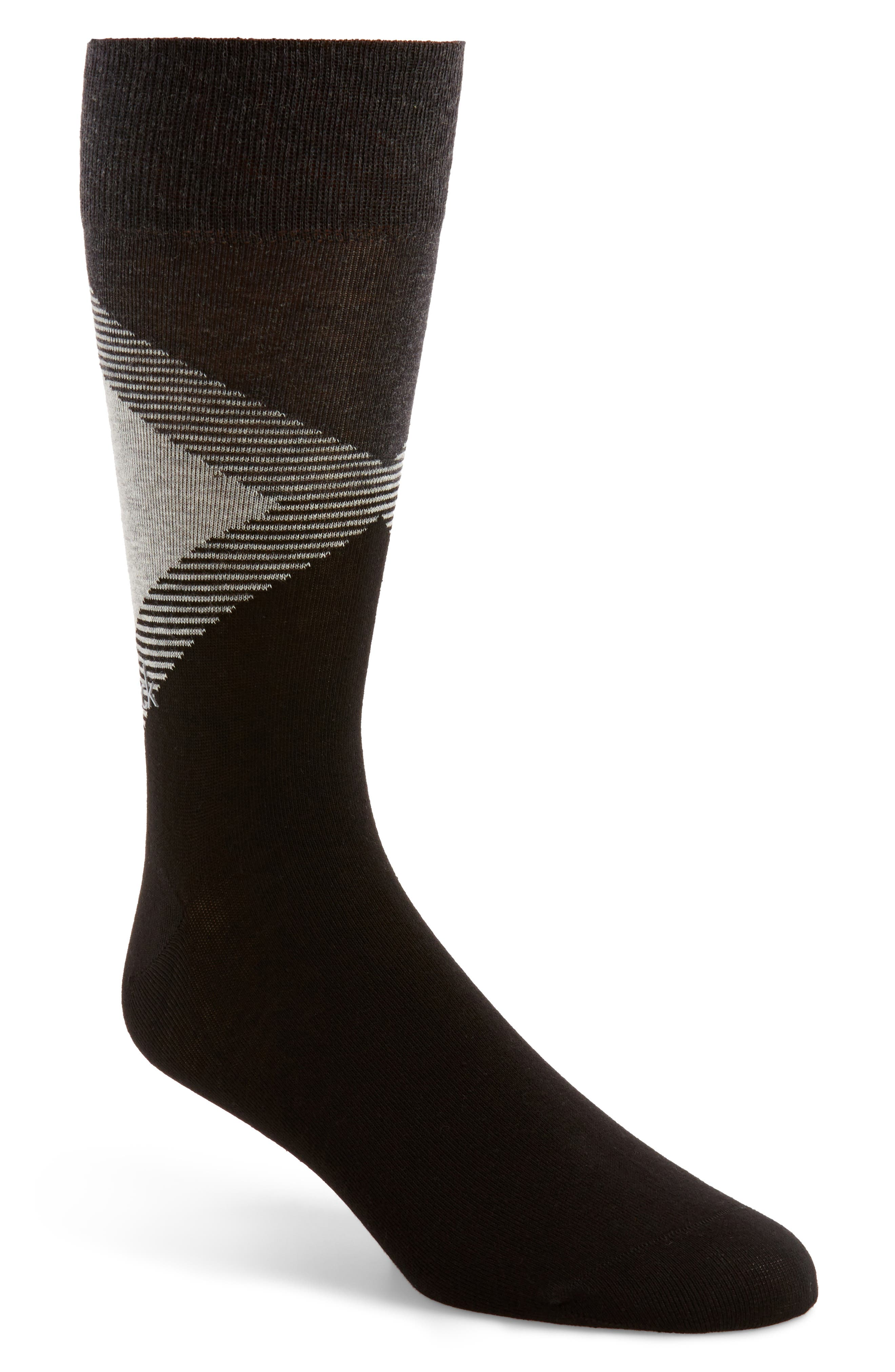 Big Diamond Socks,                         Main,                         color, 001