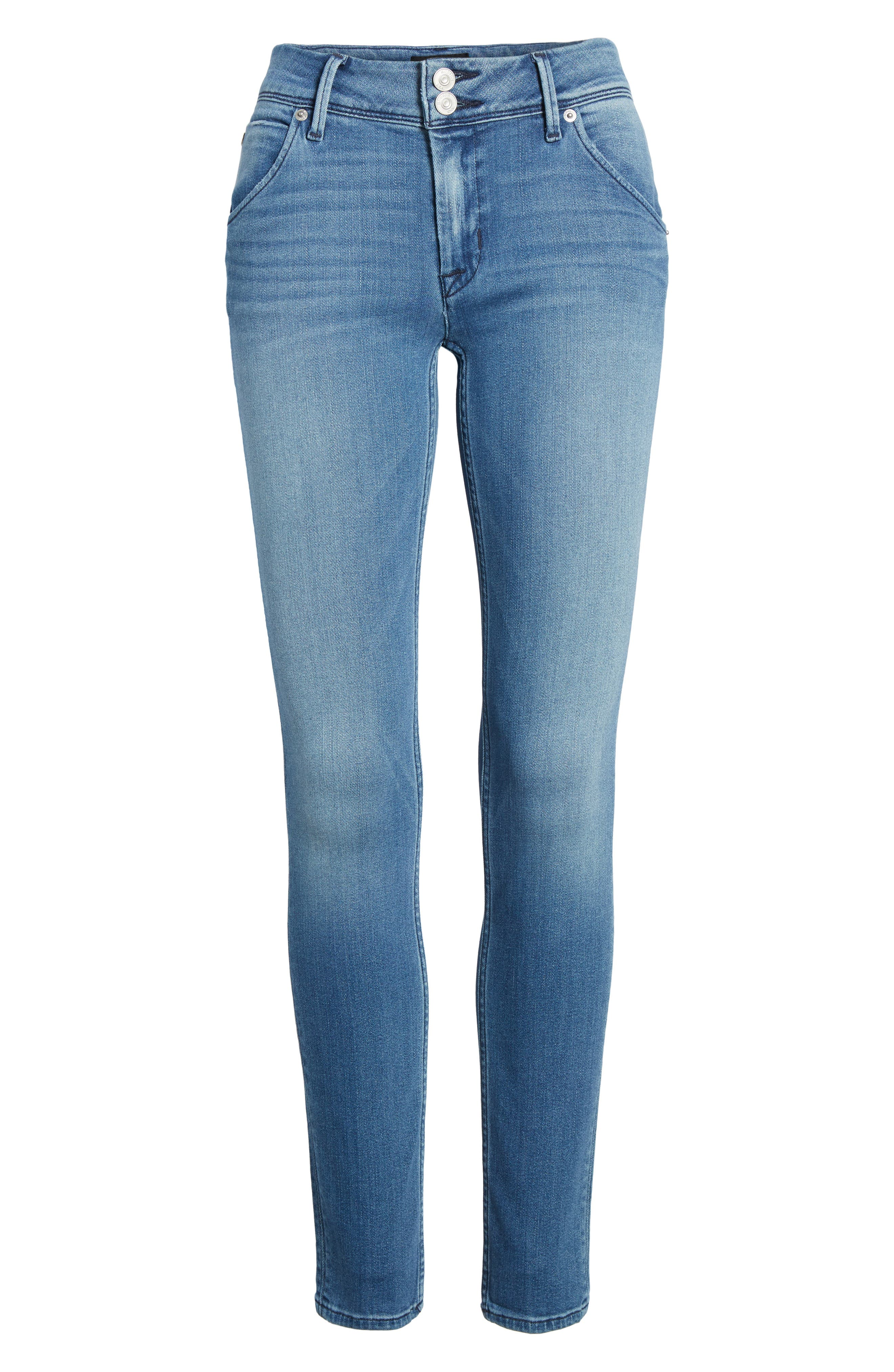 Collin Skinny Jeans,                             Alternate thumbnail 7, color,                             420