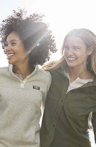 New at Nordstrom: L.L.Bean.