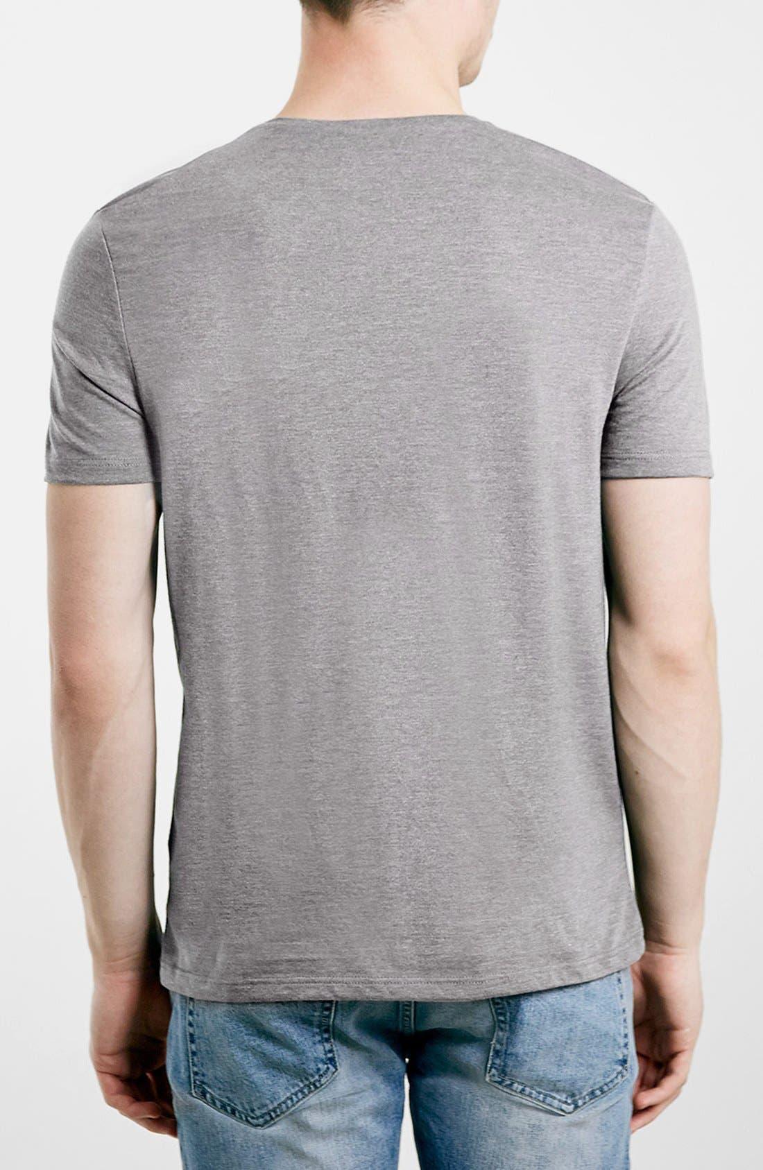 Slim Fit Crewneck T-Shirt,                             Alternate thumbnail 392, color,