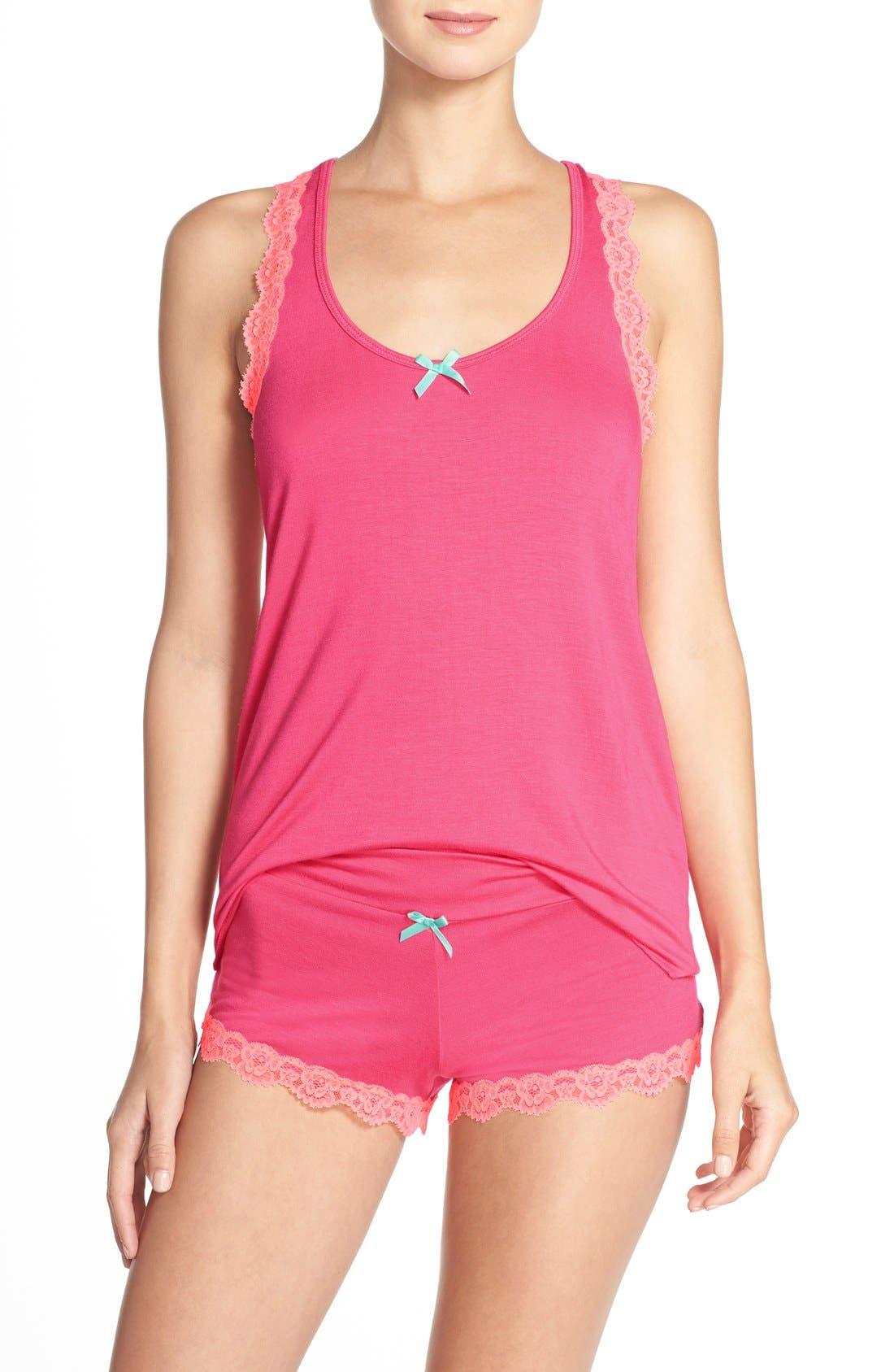 All Amercian Short Pajamas,                             Main thumbnail 21, color,