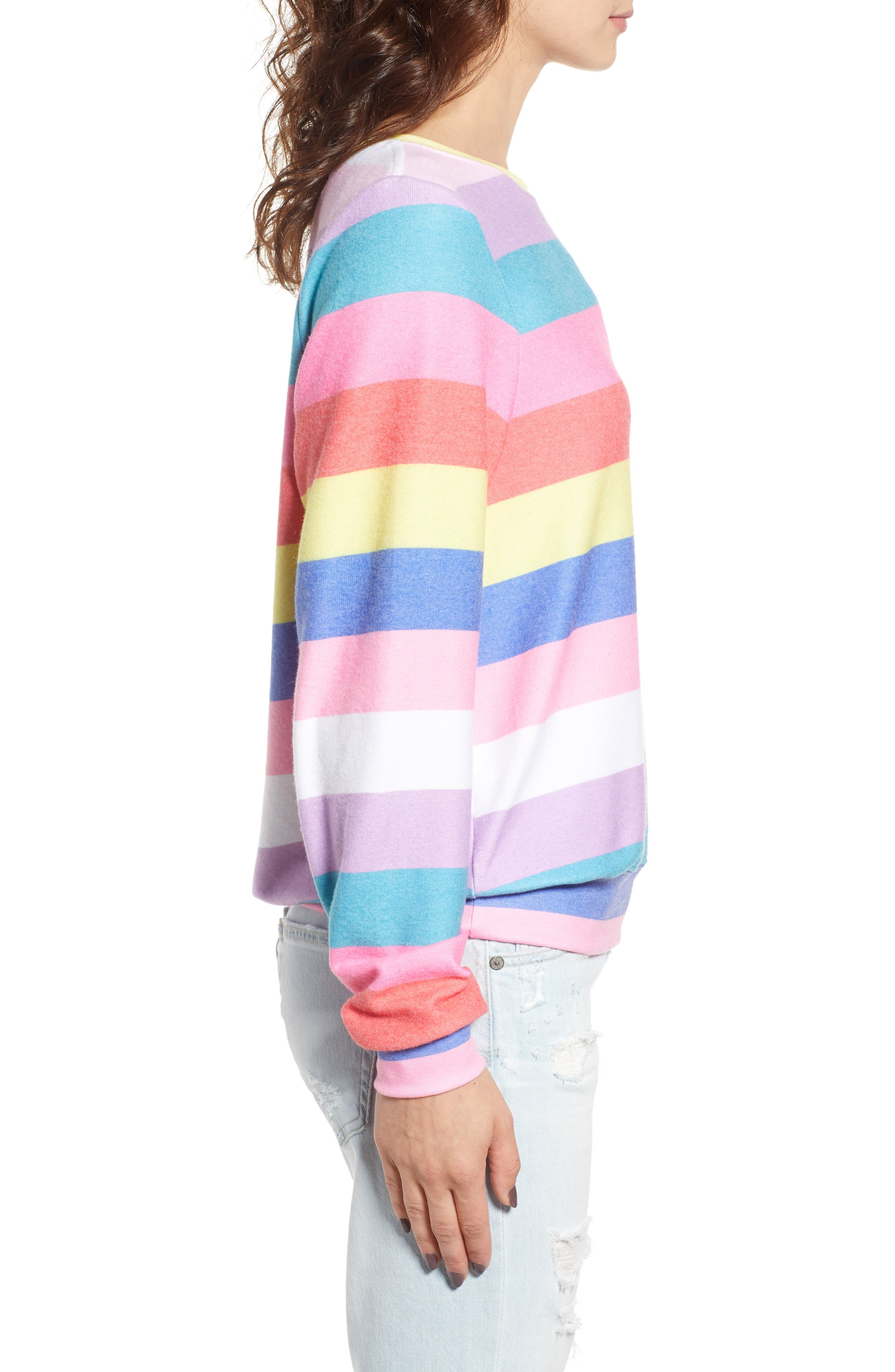Castaway Roadtrip Sweatshirt,                             Alternate thumbnail 3, color,                             650