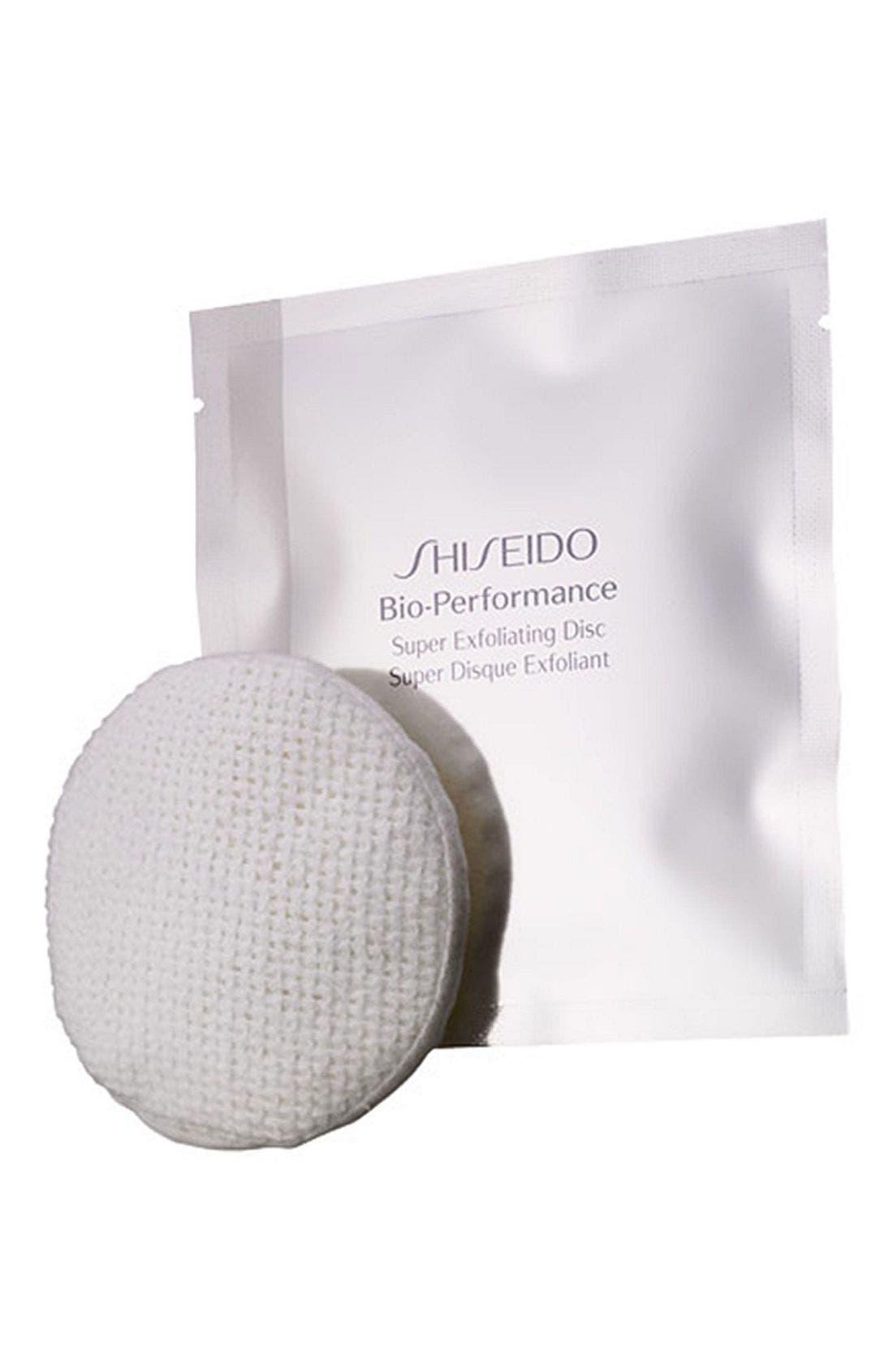 'Bio-Performance' Super Exfoliating Discs, Main, color, 000