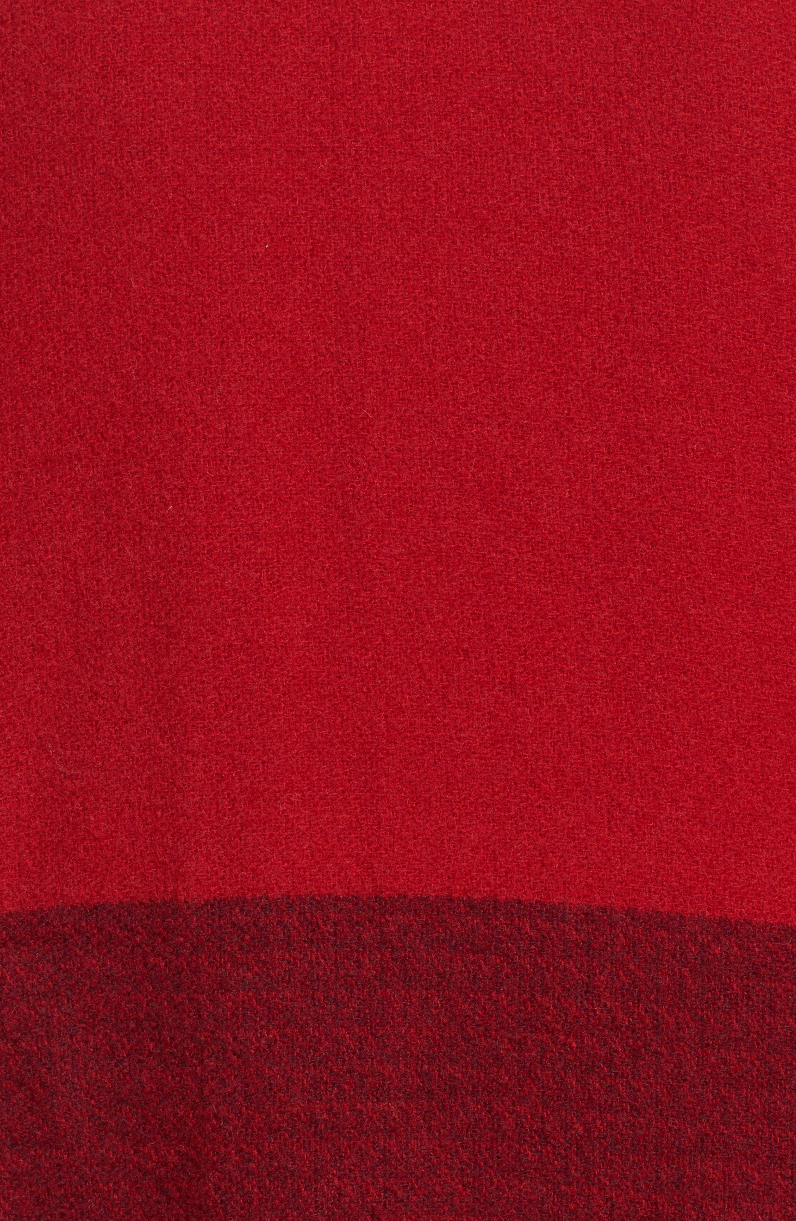 Colorblock Wool Wrap,                             Alternate thumbnail 10, color,