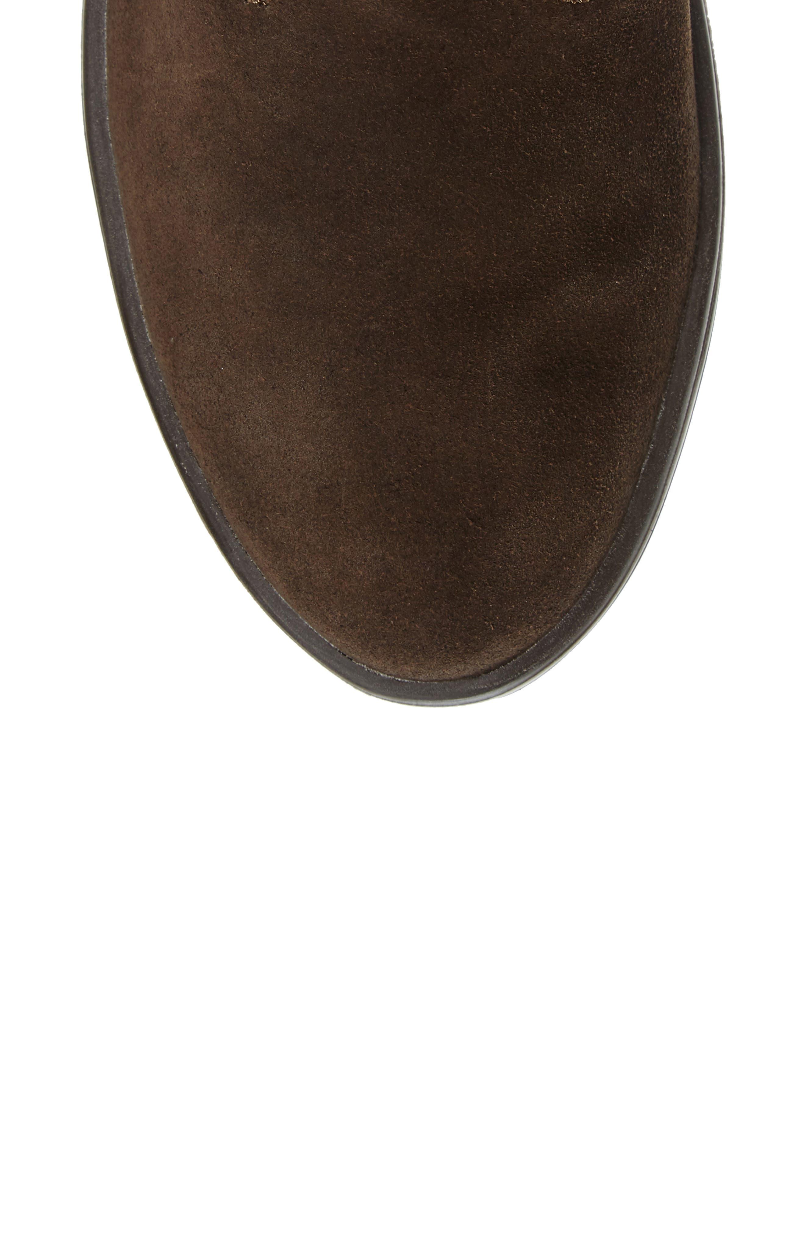 Natasha Faux Fur Lined Waterproof Boot,                             Alternate thumbnail 10, color,