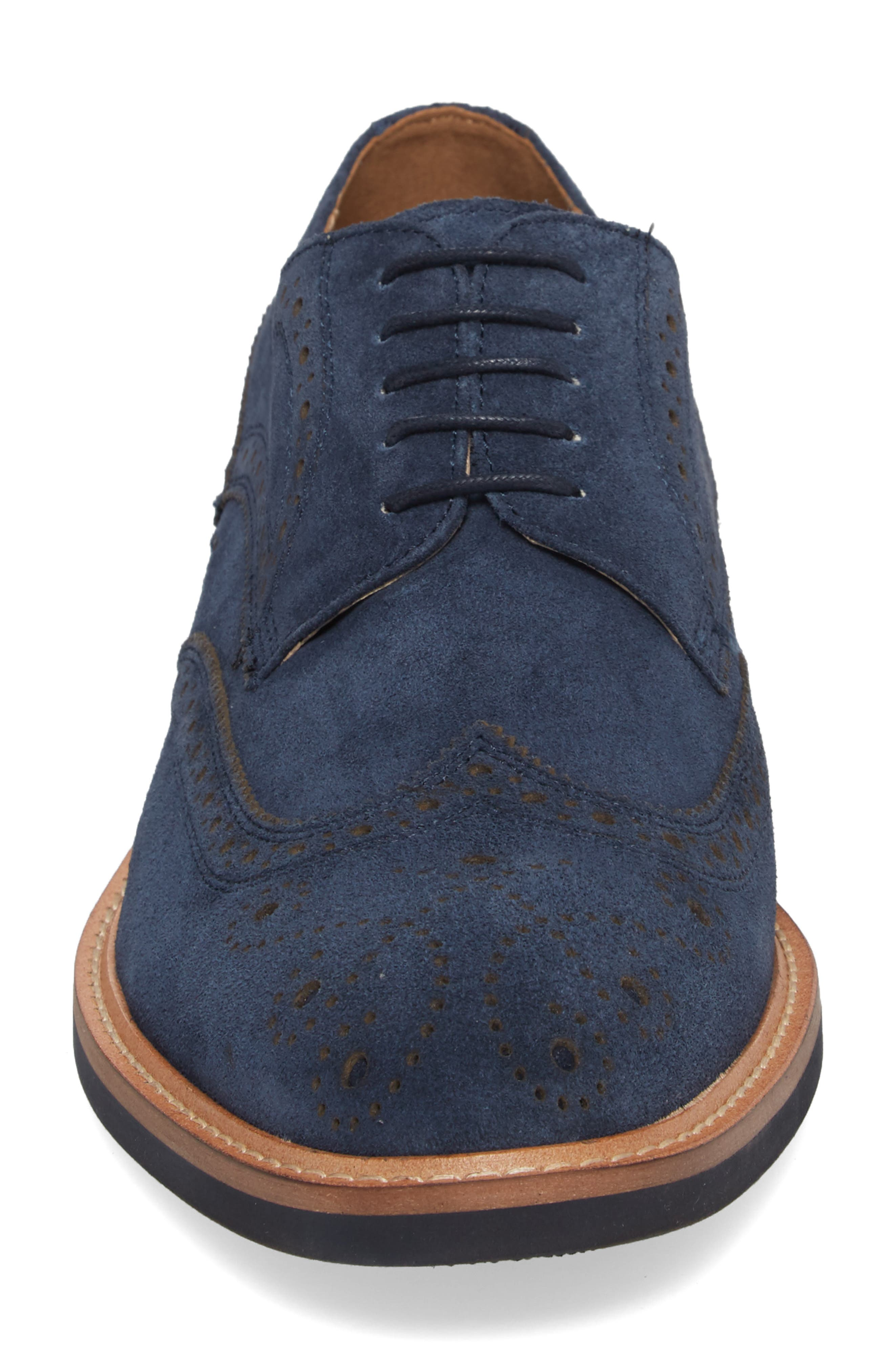 Kenneth Cole Reaction Wingtip,                             Alternate thumbnail 15, color,