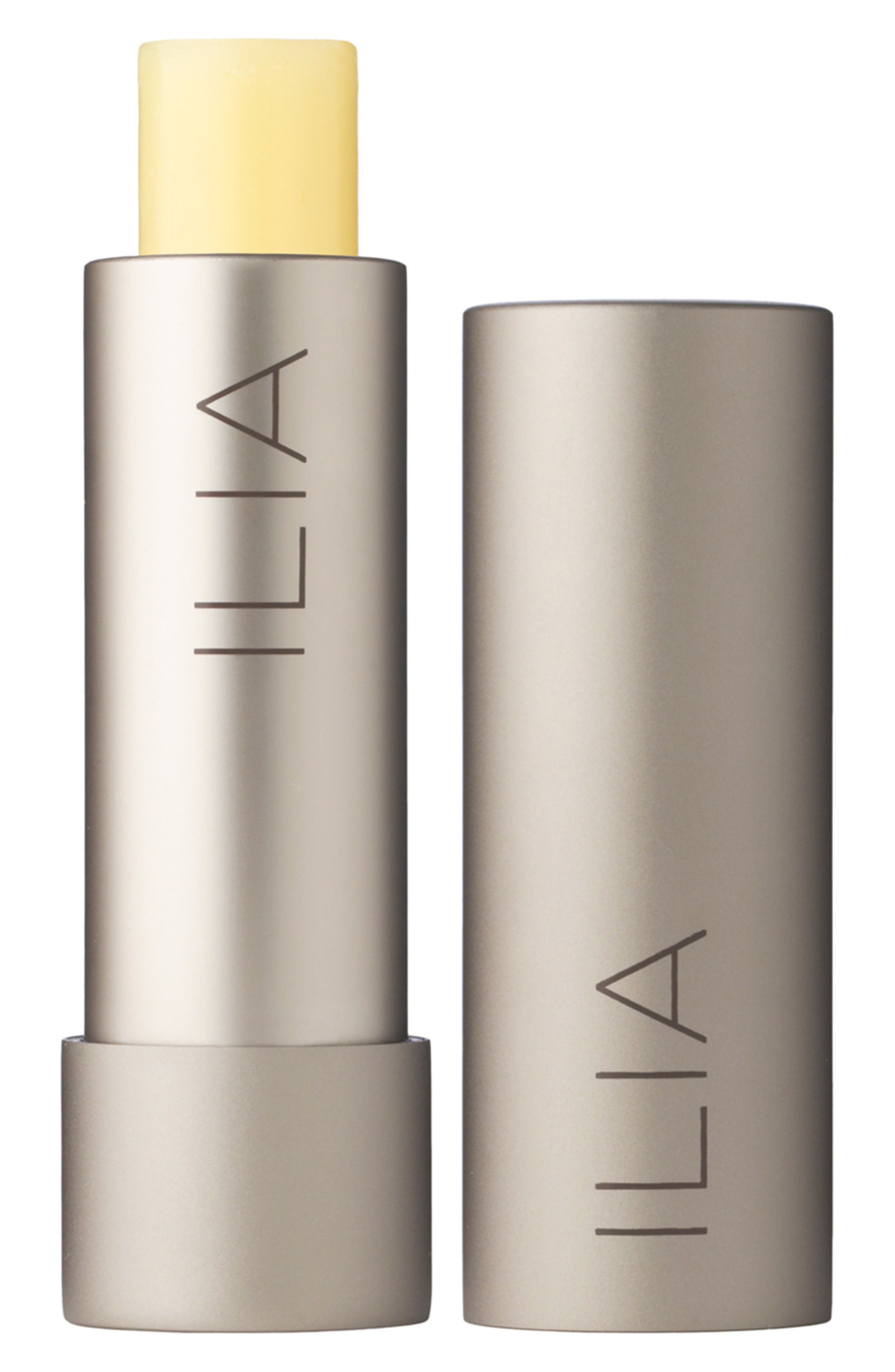 SPACE.NK.apothecary ILIA Balmy Days Clear Lip Conditioner,                             Main thumbnail 1, color,                             NO COLOR