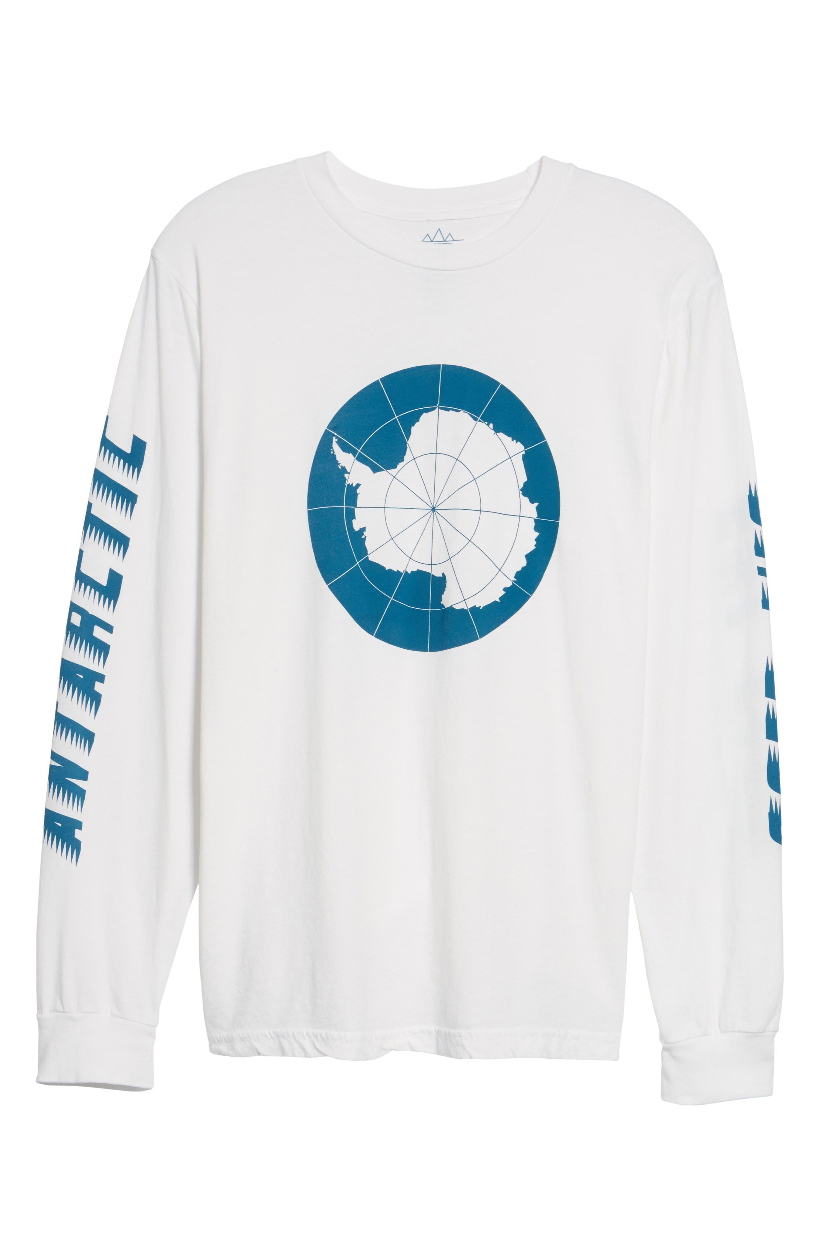 Arctic Ski Club T-Shirt,                             Alternate thumbnail 6, color,                             100