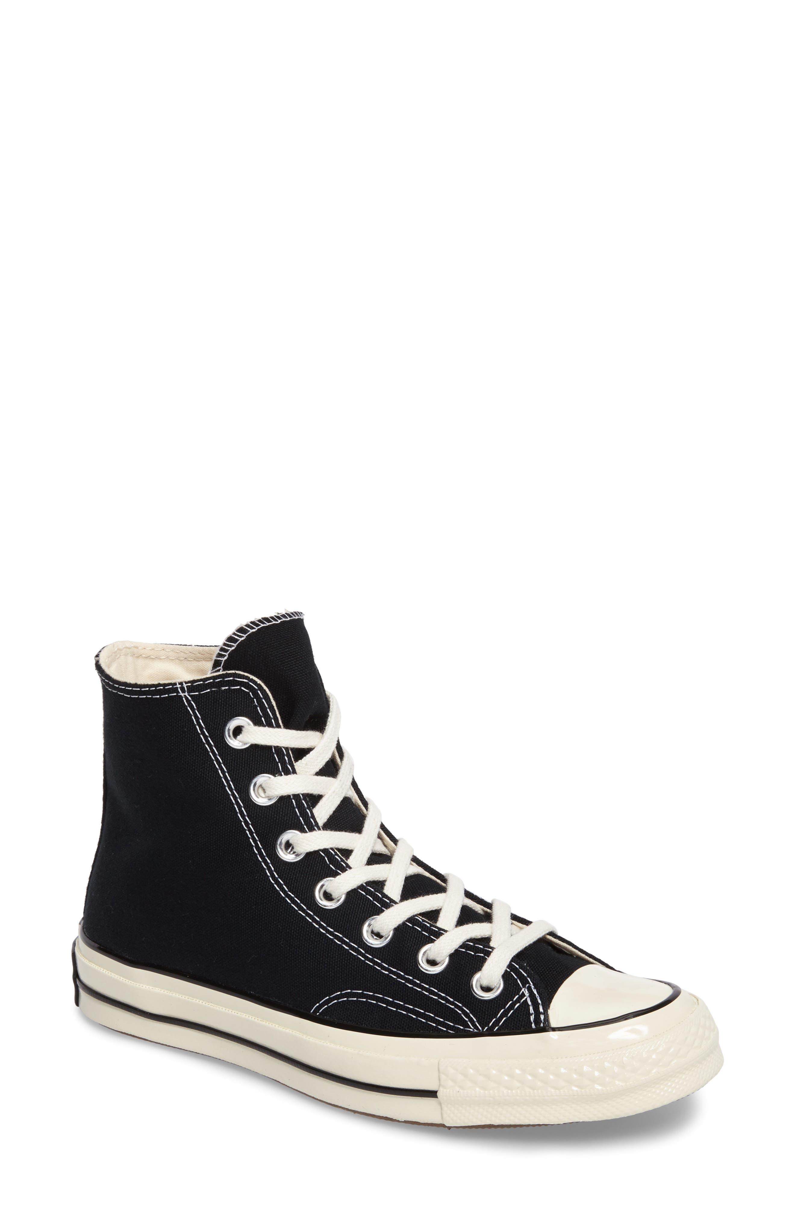Chuck Taylor<sup>®</sup> All Star<sup>®</sup> '70 High Top Sneaker,                             Main thumbnail 1, color,                             001