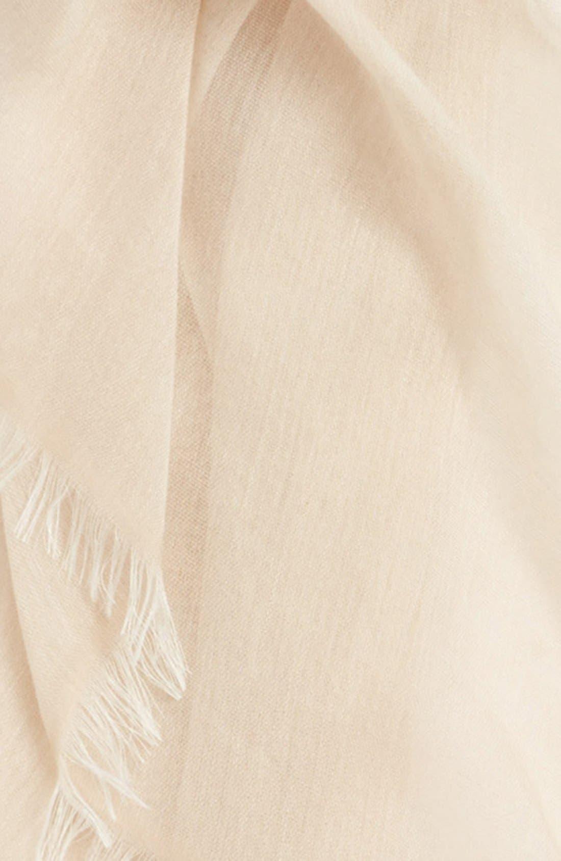 Modal Silk Blend Scarf,                             Alternate thumbnail 84, color,