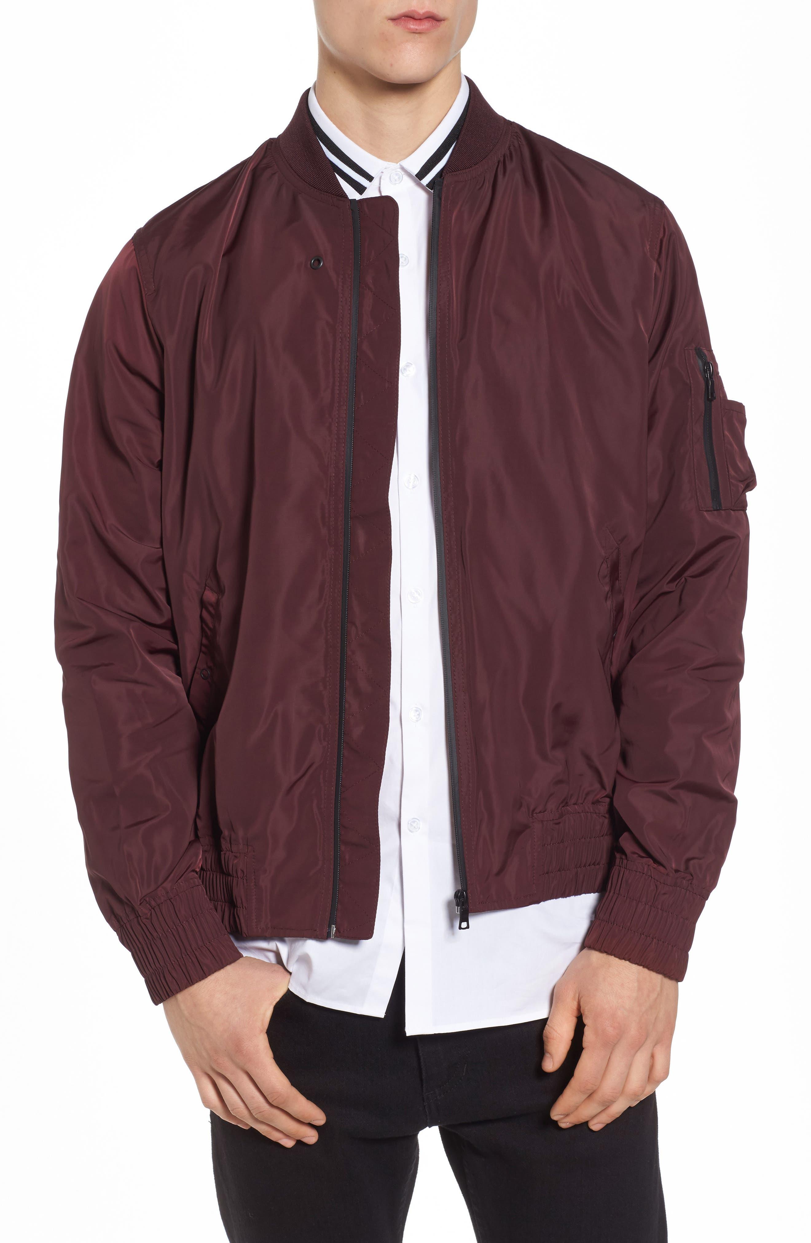 Elton Bomber Jacket,                         Main,                         color, 930