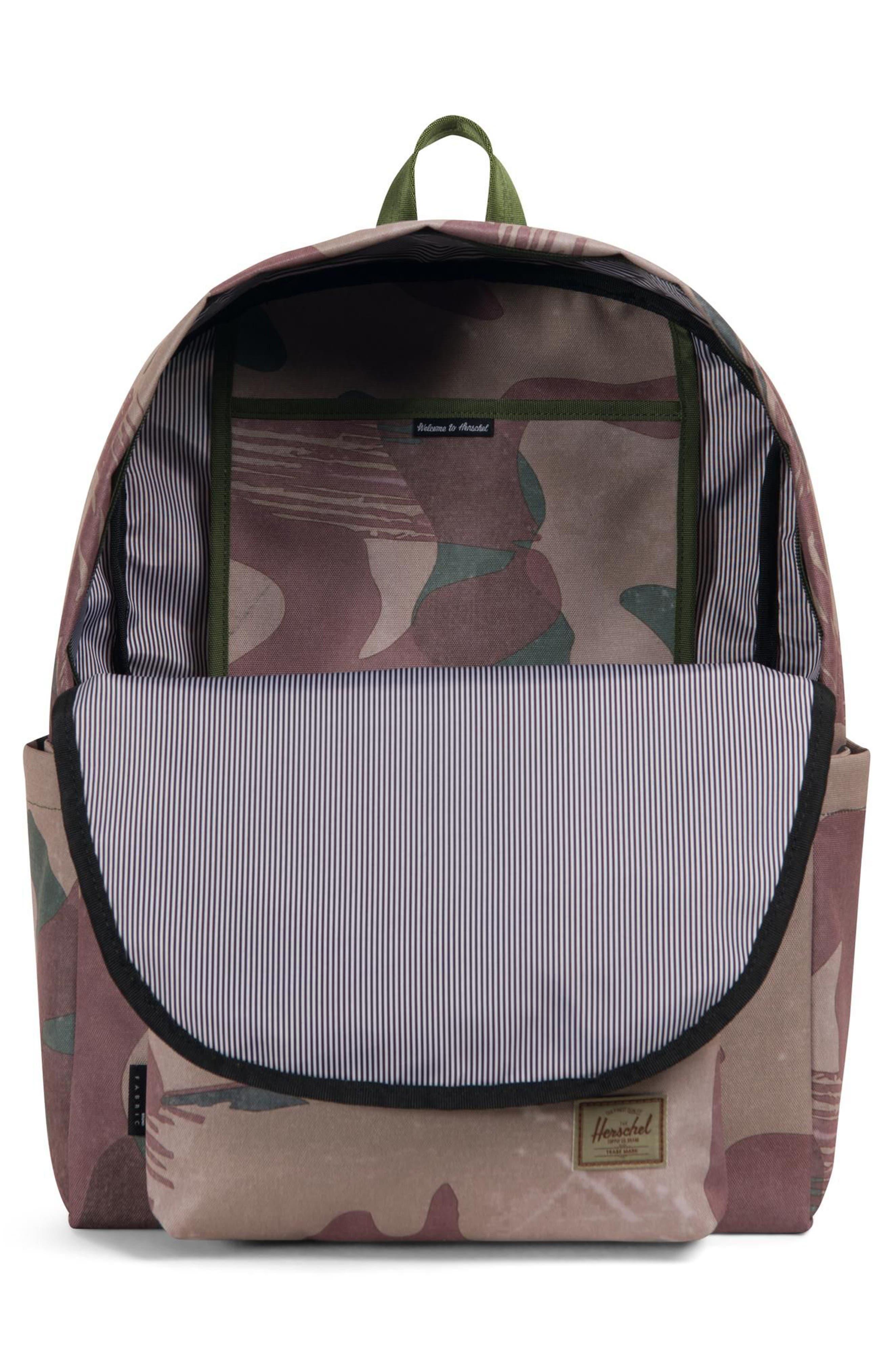 Berg Backpack,                             Alternate thumbnail 2, color,                             BRUSHSTROKE CAMO