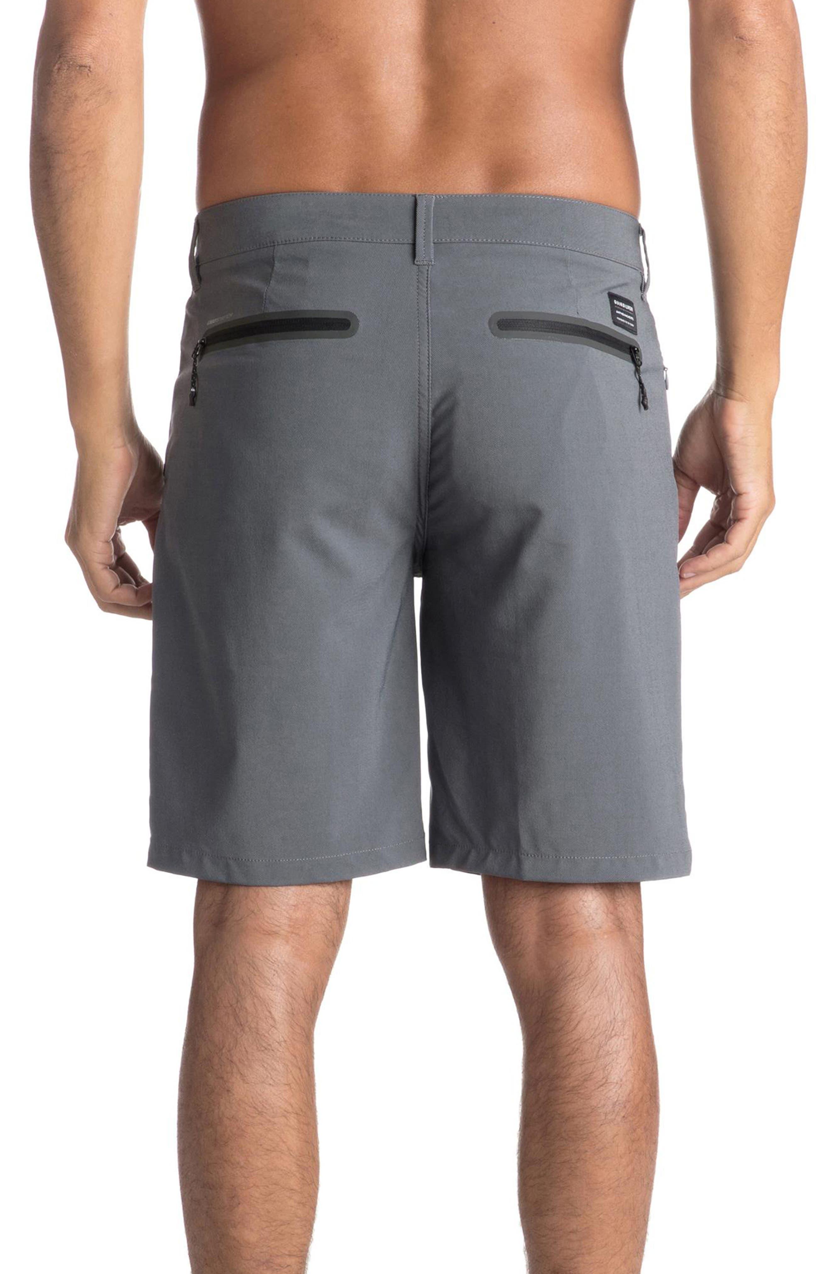 Transit Twill Amphibian Shorts,                             Alternate thumbnail 2, color,                             IRON GATE
