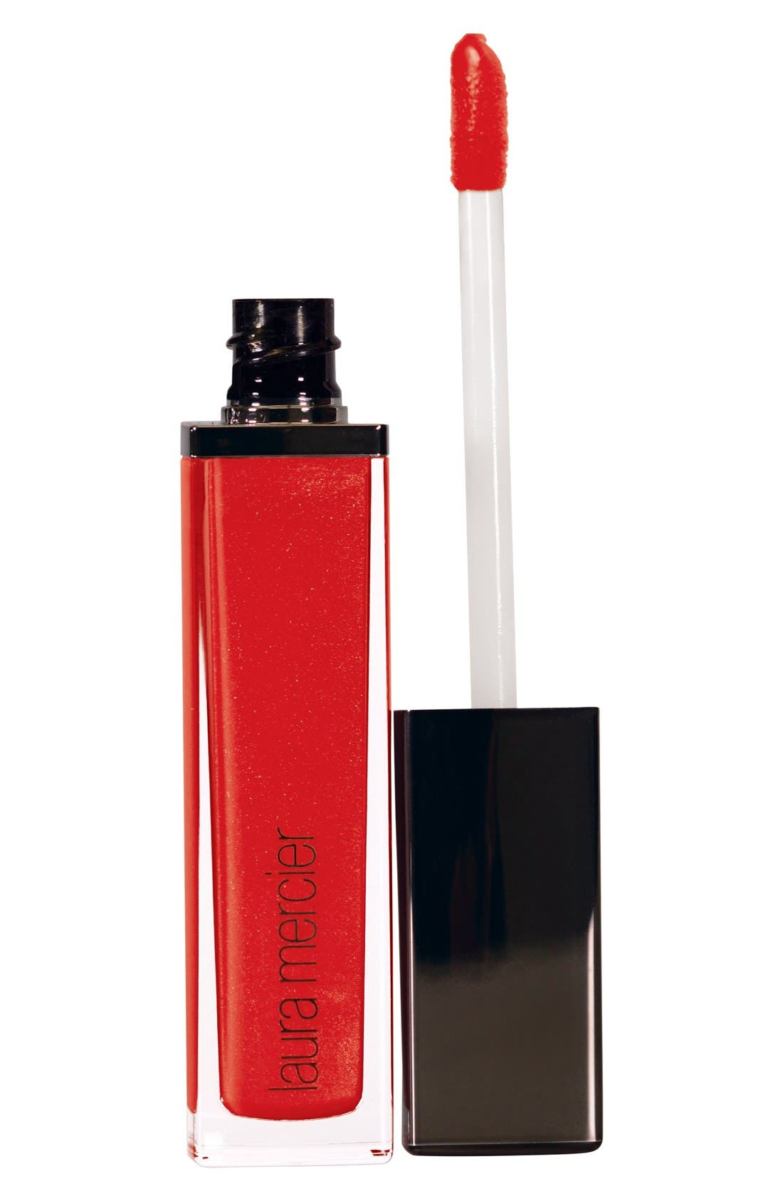 'Paint Wash' Liquid Lip Color,                             Main thumbnail 1, color,                             VERMILLION RED