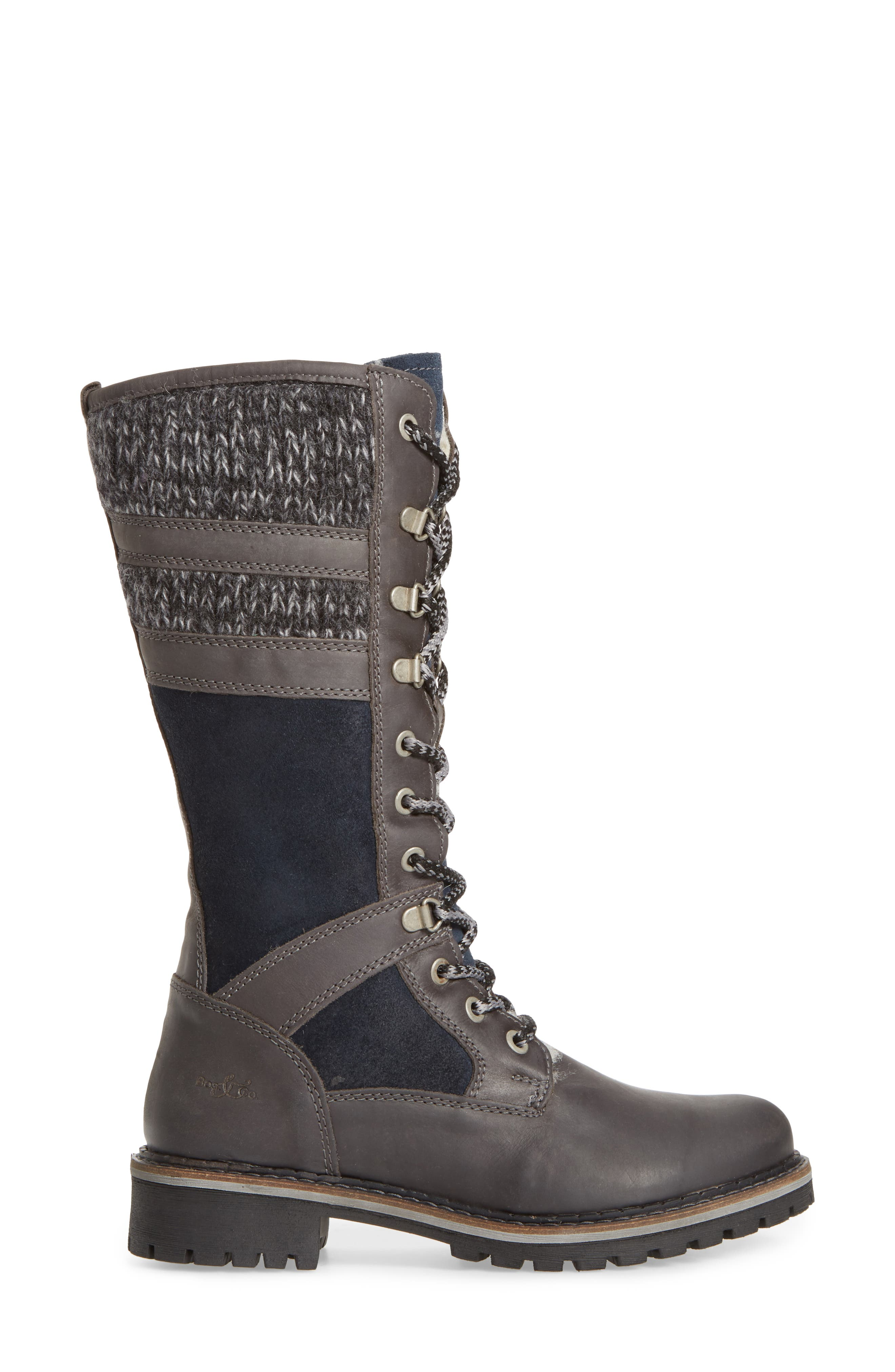 Holding Waterproof Boot,                             Alternate thumbnail 3, color,                             020