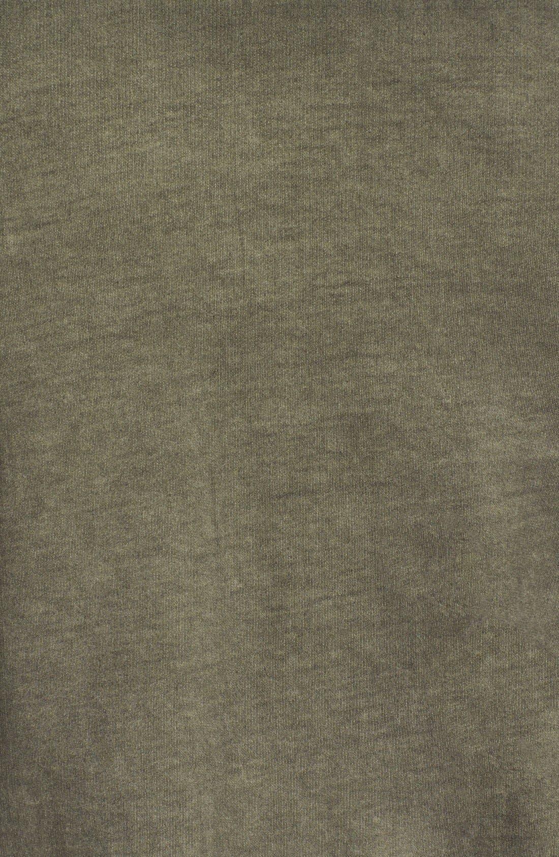Slim Fit Garment Washed Sport Shirt,                             Alternate thumbnail 15, color,