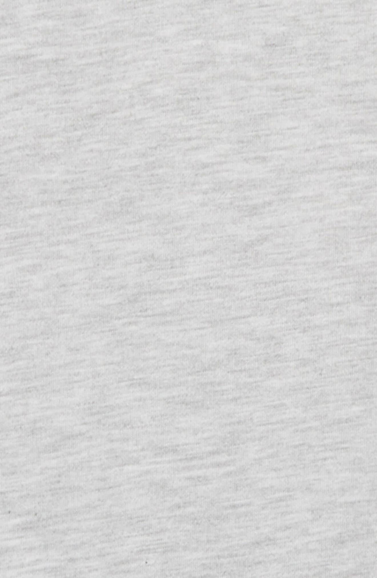 Tucker & Tate Long Sleeve Sleep T-Shirt,                             Alternate thumbnail 2, color,                             GREY ASH HEATHER