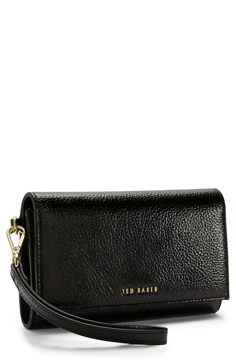114a44fdaae5ed Ted Baker London Holli French Leather Wallet