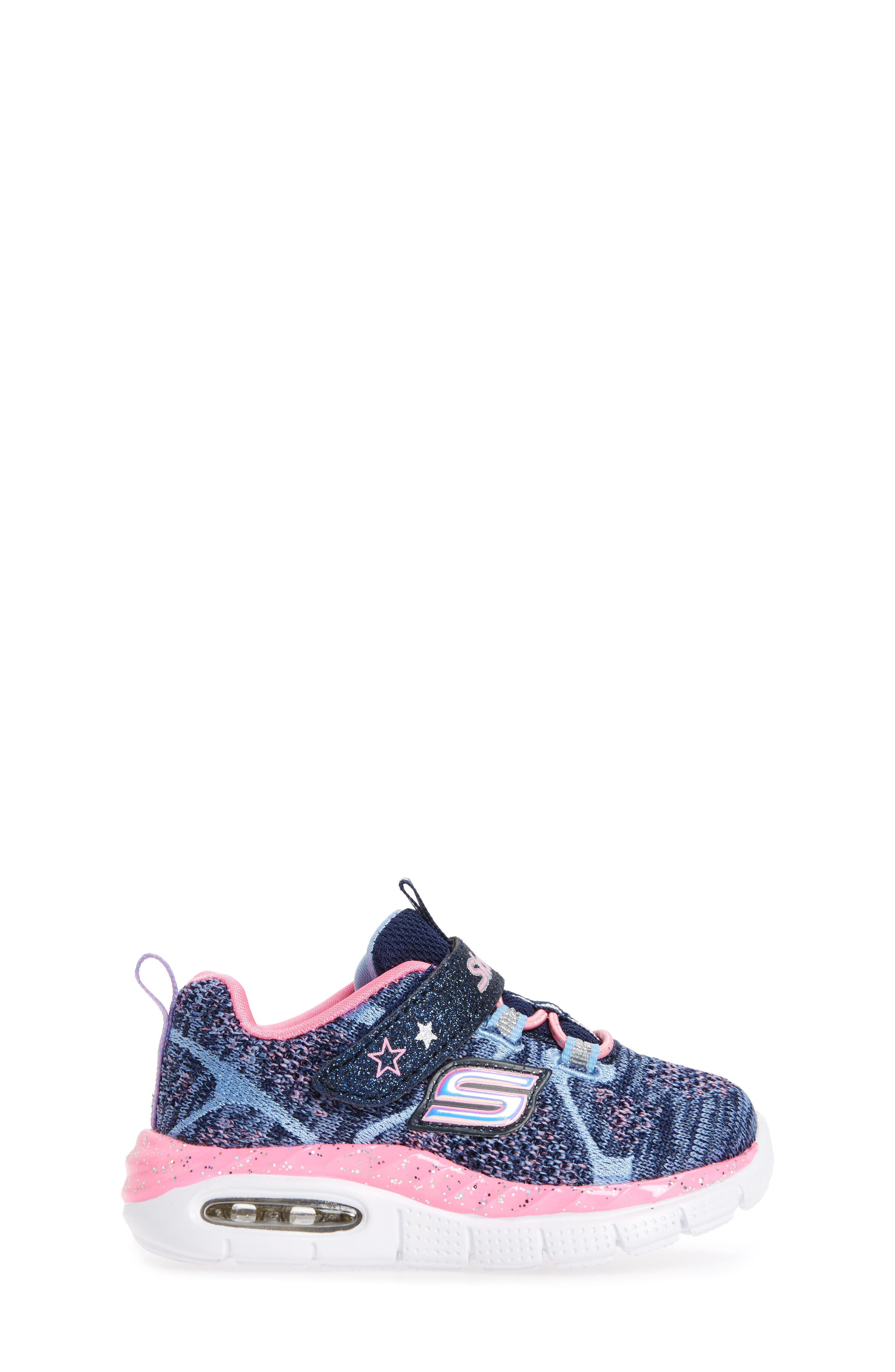 Air Appeal Breezy Baby Sneaker,                             Alternate thumbnail 3, color,                             400