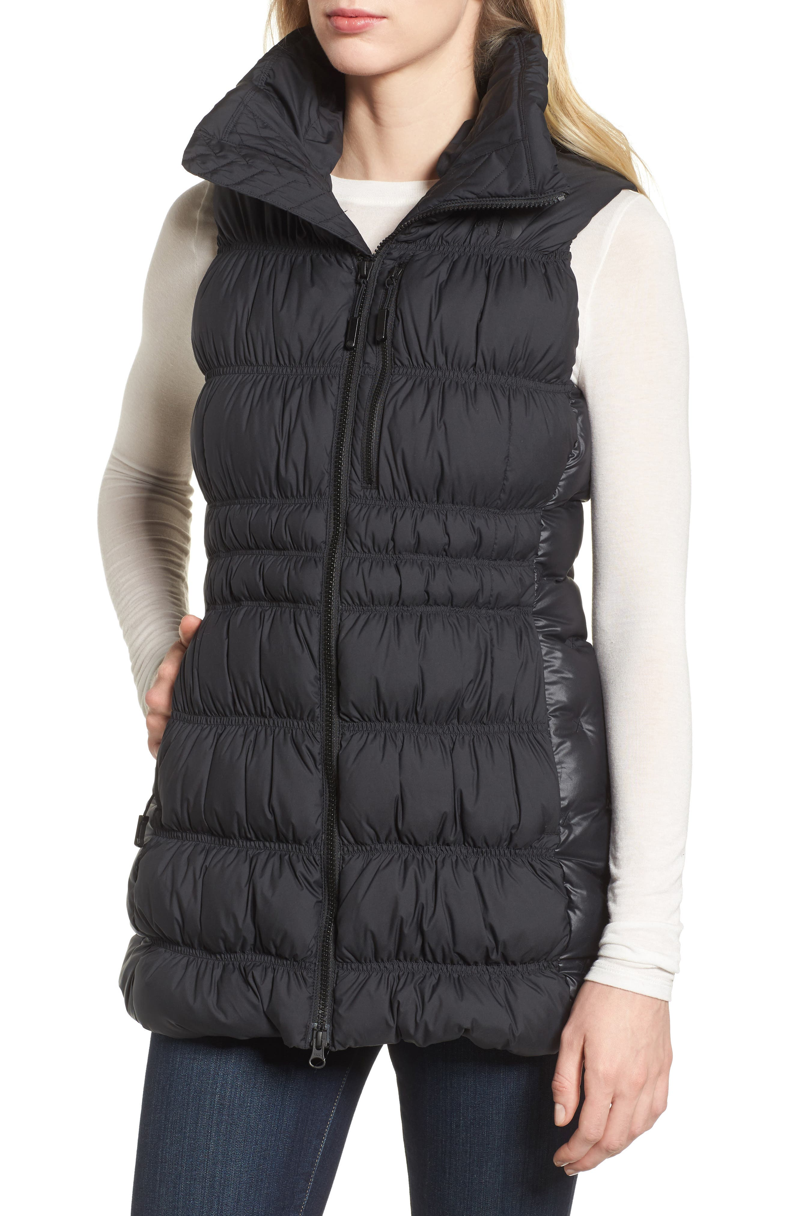 Cryos 800-Fill-Power Down Vest,                             Alternate thumbnail 8, color,