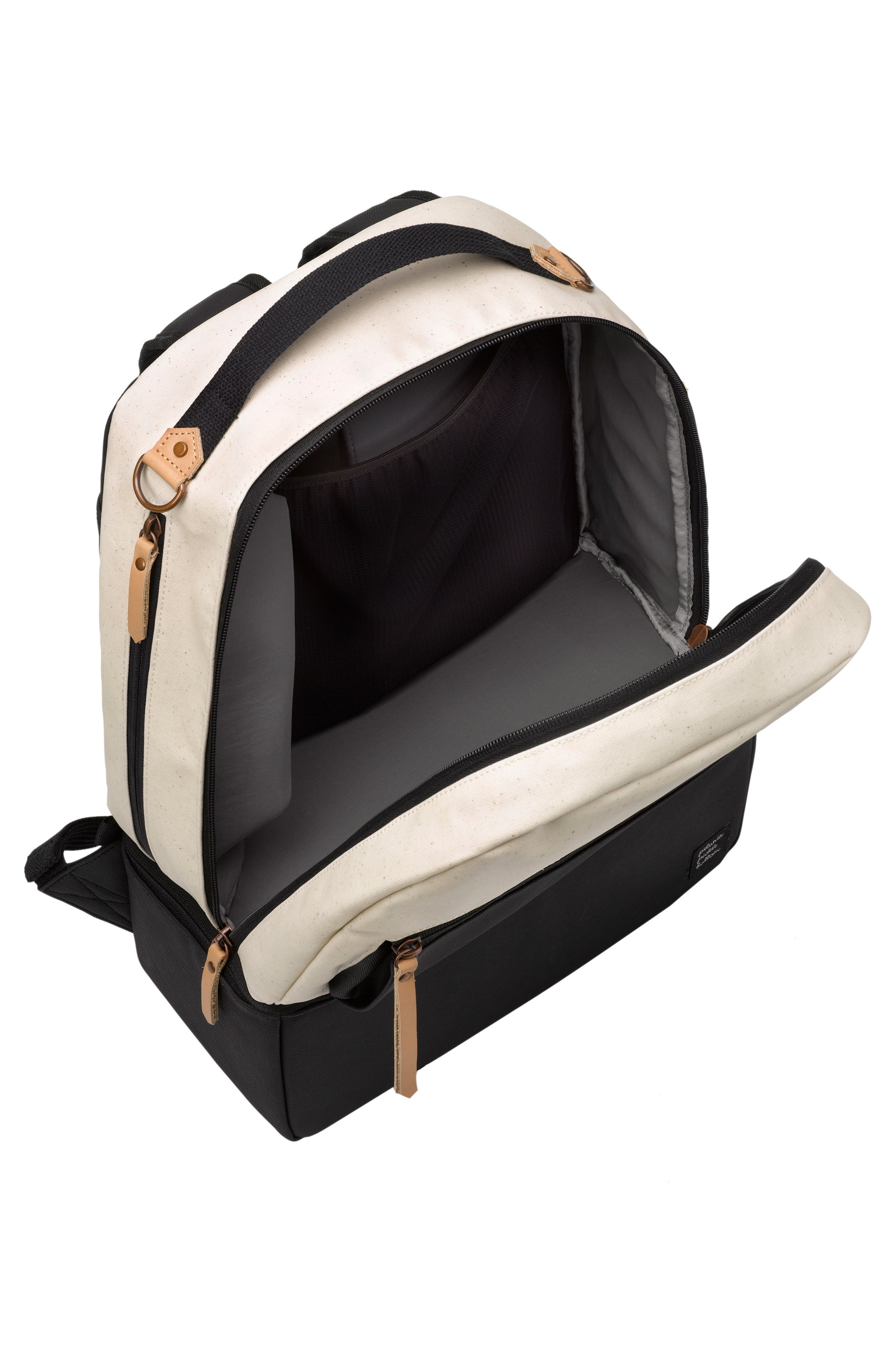 Axis Insulated Backpack,                             Alternate thumbnail 3, color,                             BIRCH/ BLACK