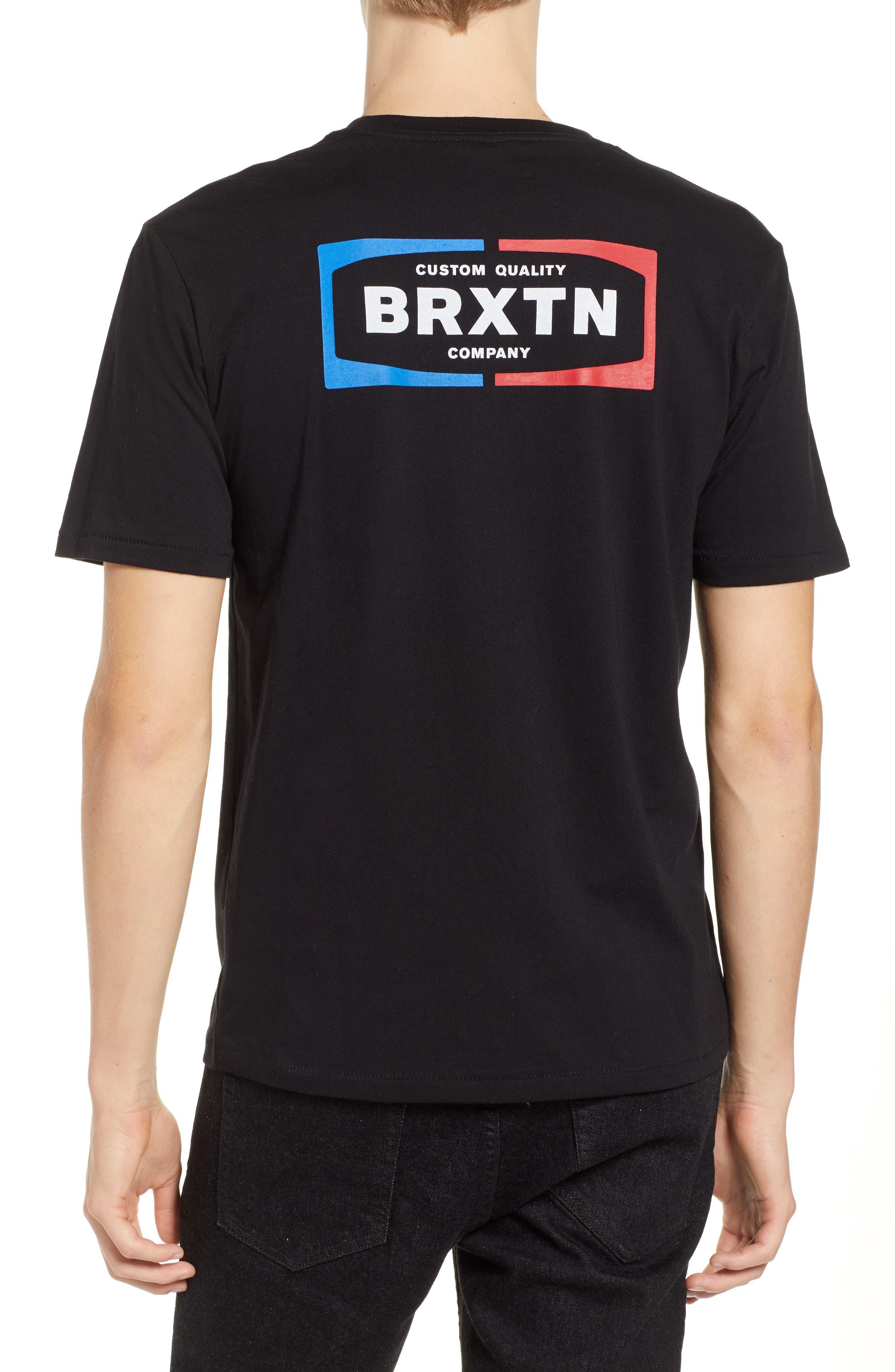 Dozer Logo T-Shirt,                             Alternate thumbnail 2, color,                             BLACK