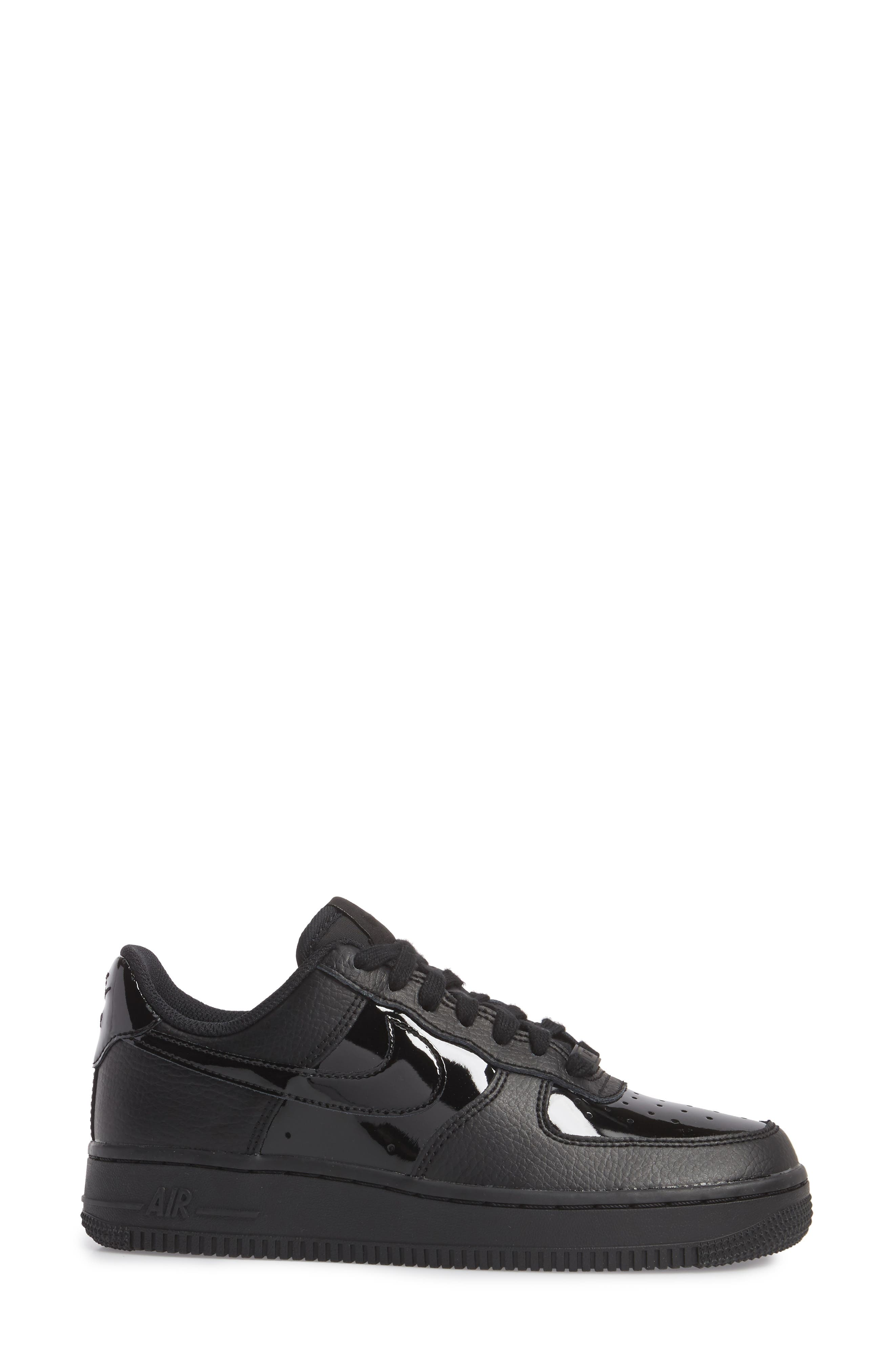 Air Force 1 '07 Sneaker,                             Alternate thumbnail 3, color,                             001