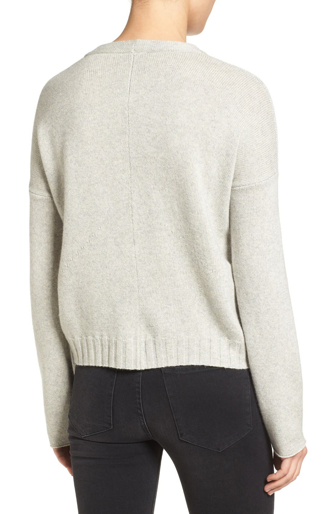 Joanna Wool & Cashmere Sweater,                             Alternate thumbnail 6, color,