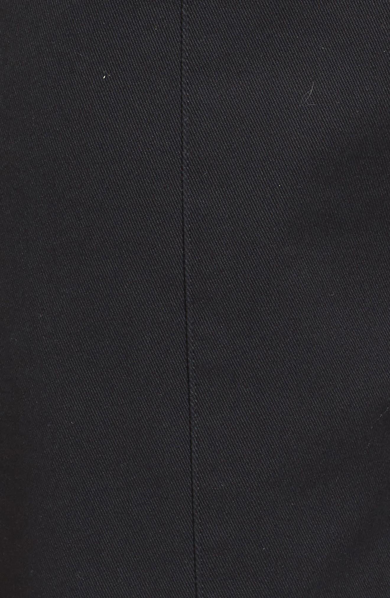 Avery Wide Leg Pants,                             Alternate thumbnail 5, color,                             001