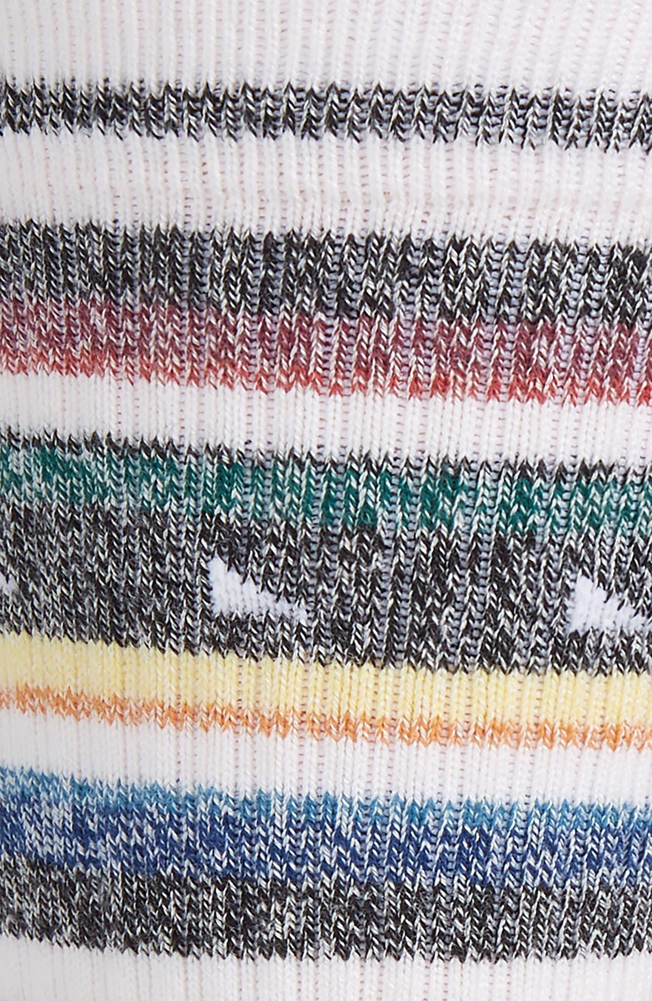 Yvelines Stripe Socks,                             Alternate thumbnail 2, color,                             960
