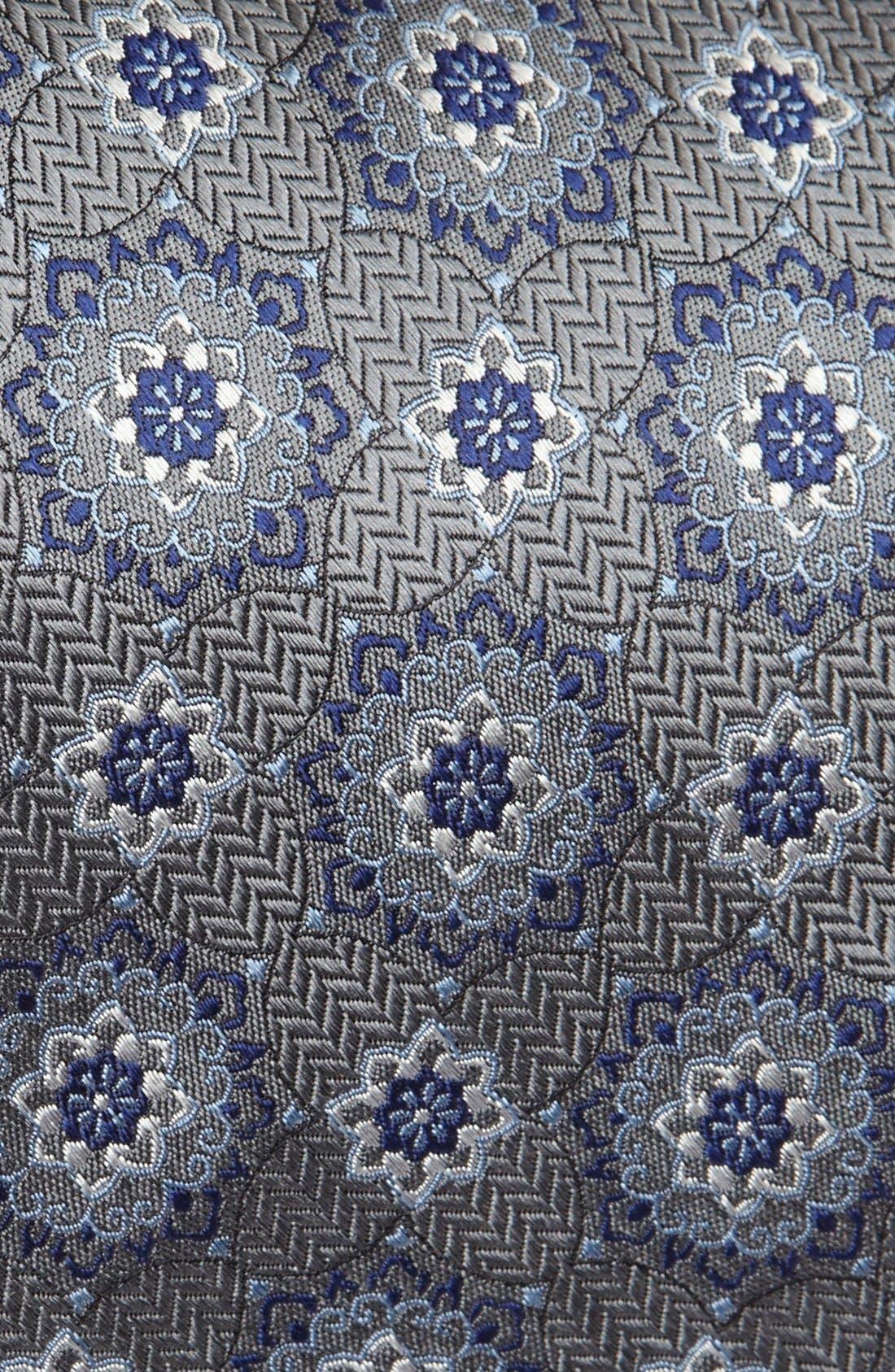 Woven Silk Tie,                             Alternate thumbnail 4, color,