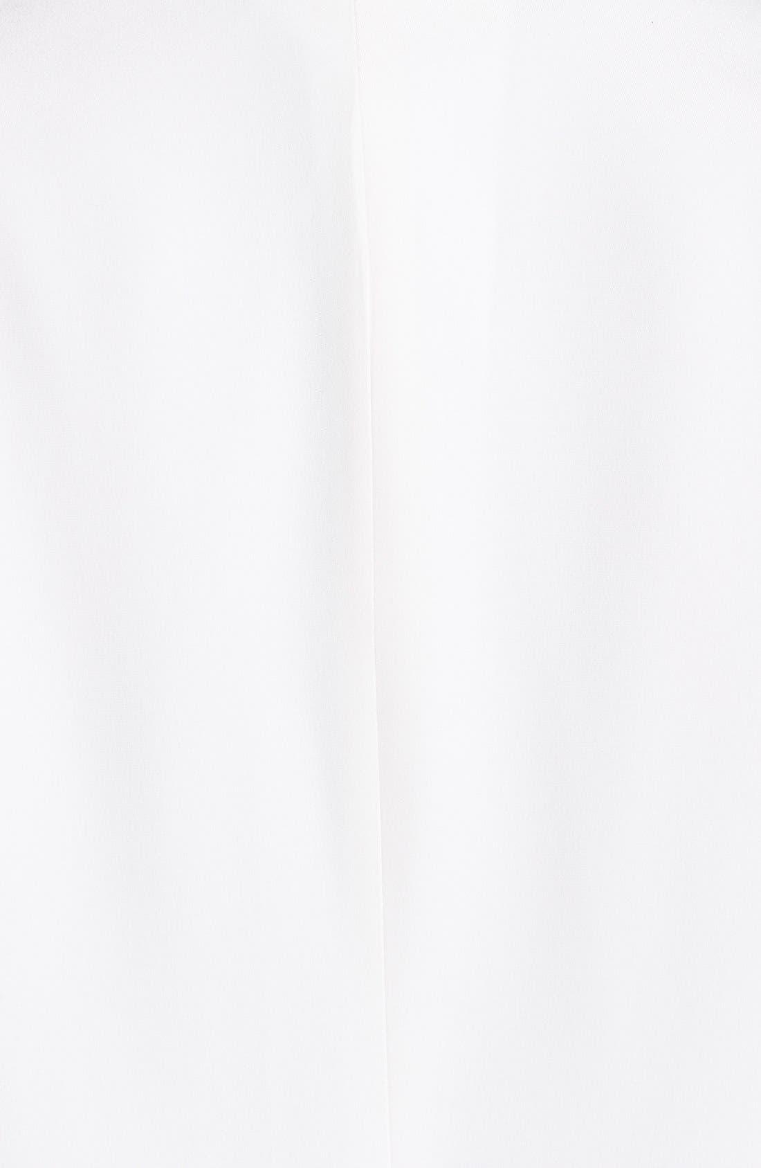 'Becky' Silk Blazer,                             Alternate thumbnail 3, color,                             900