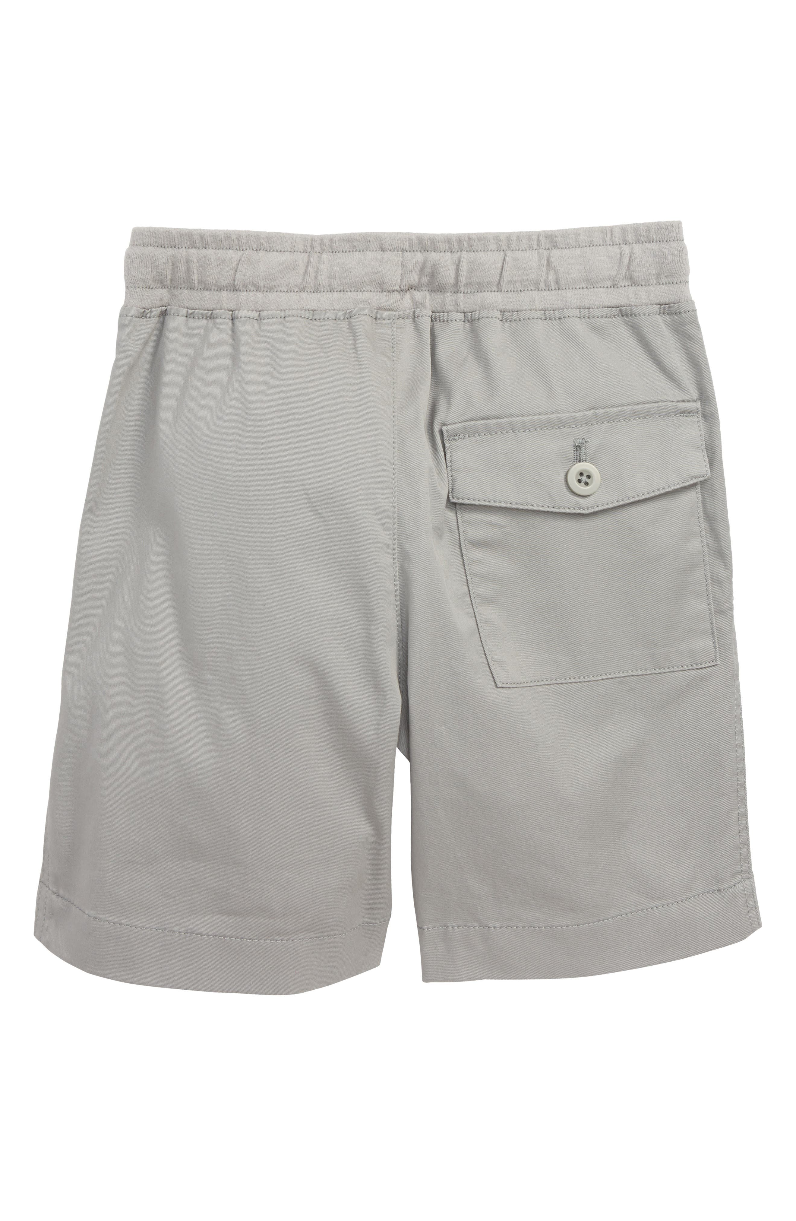 Stretch Pull-On Shorts,                             Alternate thumbnail 2, color,                             020