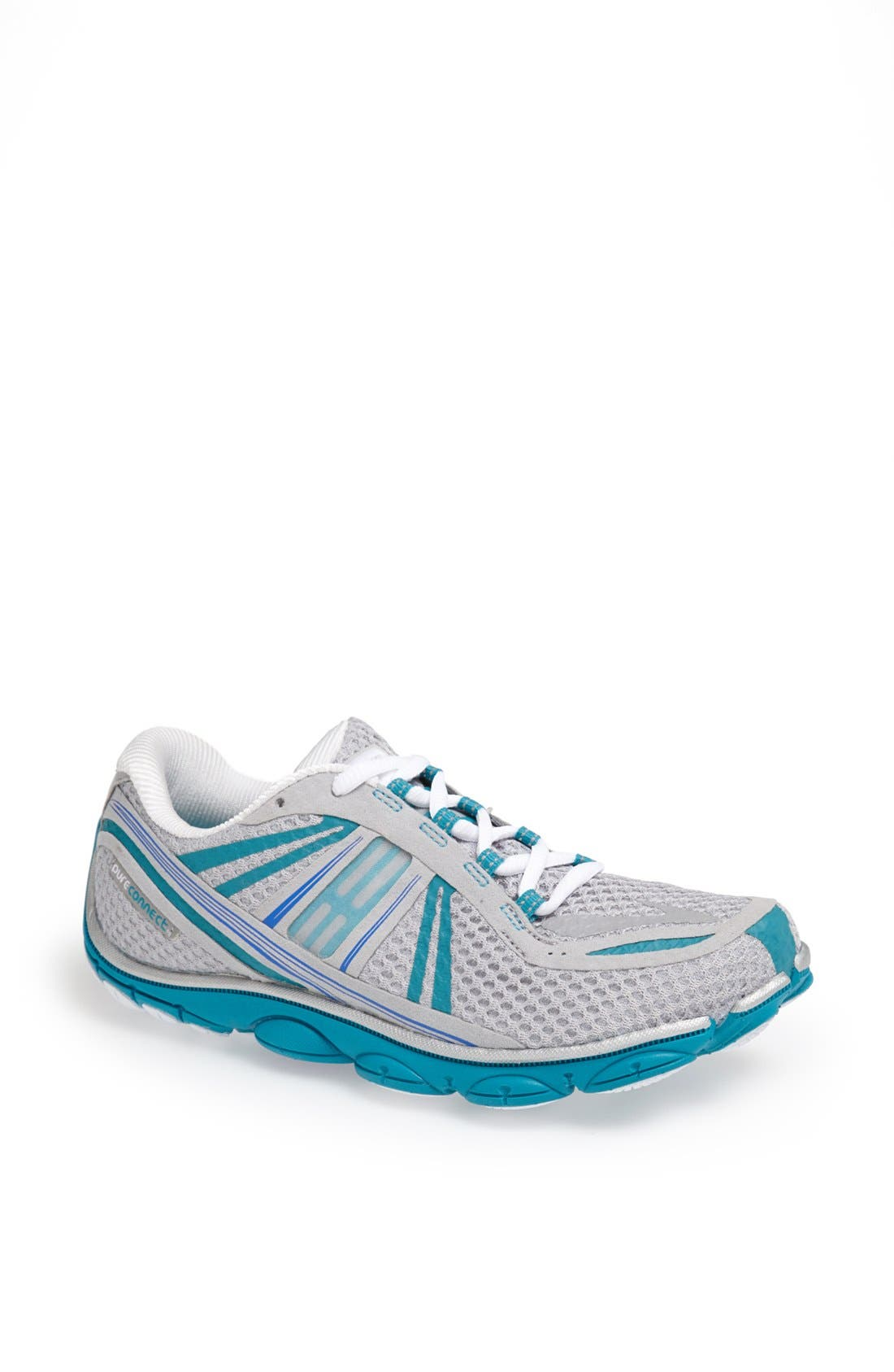'PureConnect 3' Running Shoe,                             Main thumbnail 1, color,                             020