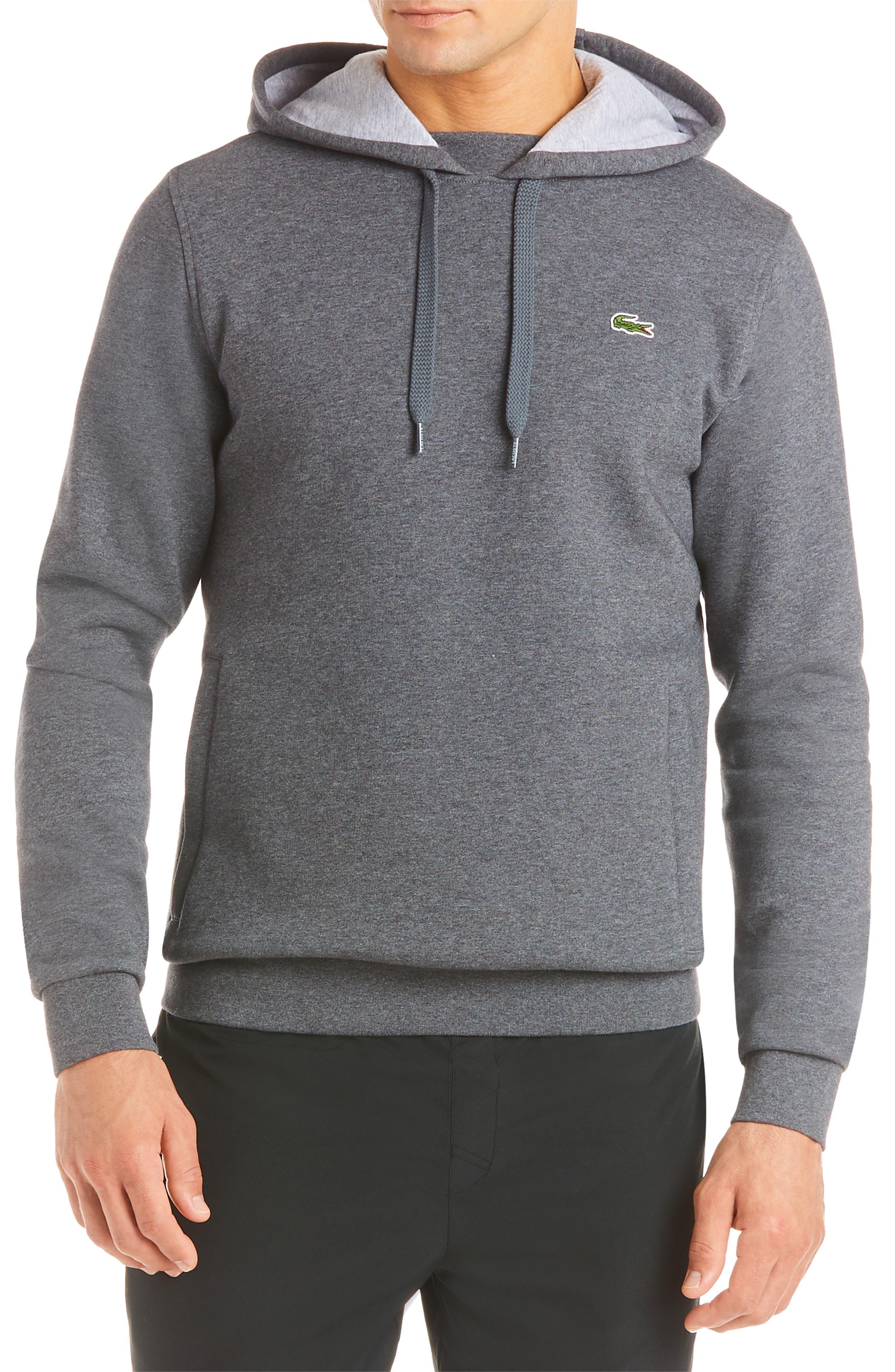 Sport Cotton Blend Hoodie,                         Main,                         color, 038