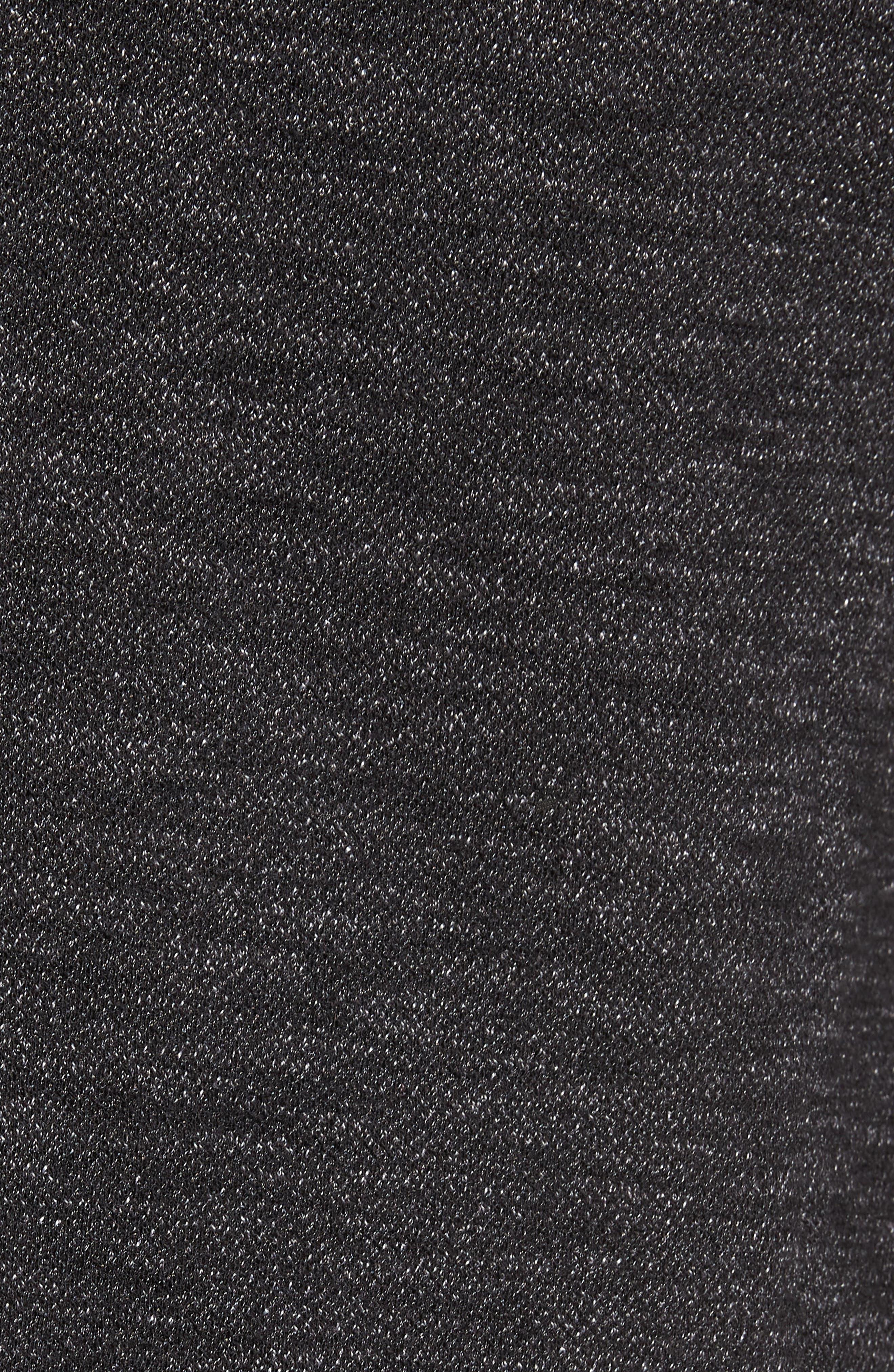 Slim Fit Soft Blazer,                             Alternate thumbnail 6, color,                             001