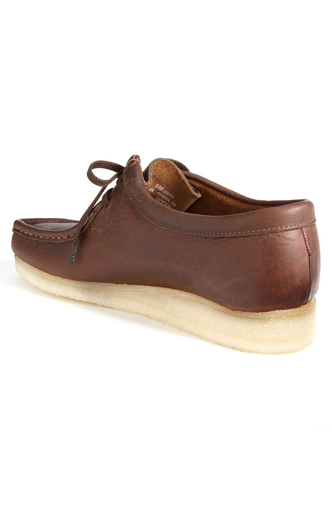 'Wallabee' Moc Toe Derby (Online Only),                             Alternate thumbnail 53, color,