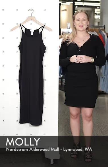 Body-Con Midi Dress, sales video thumbnail