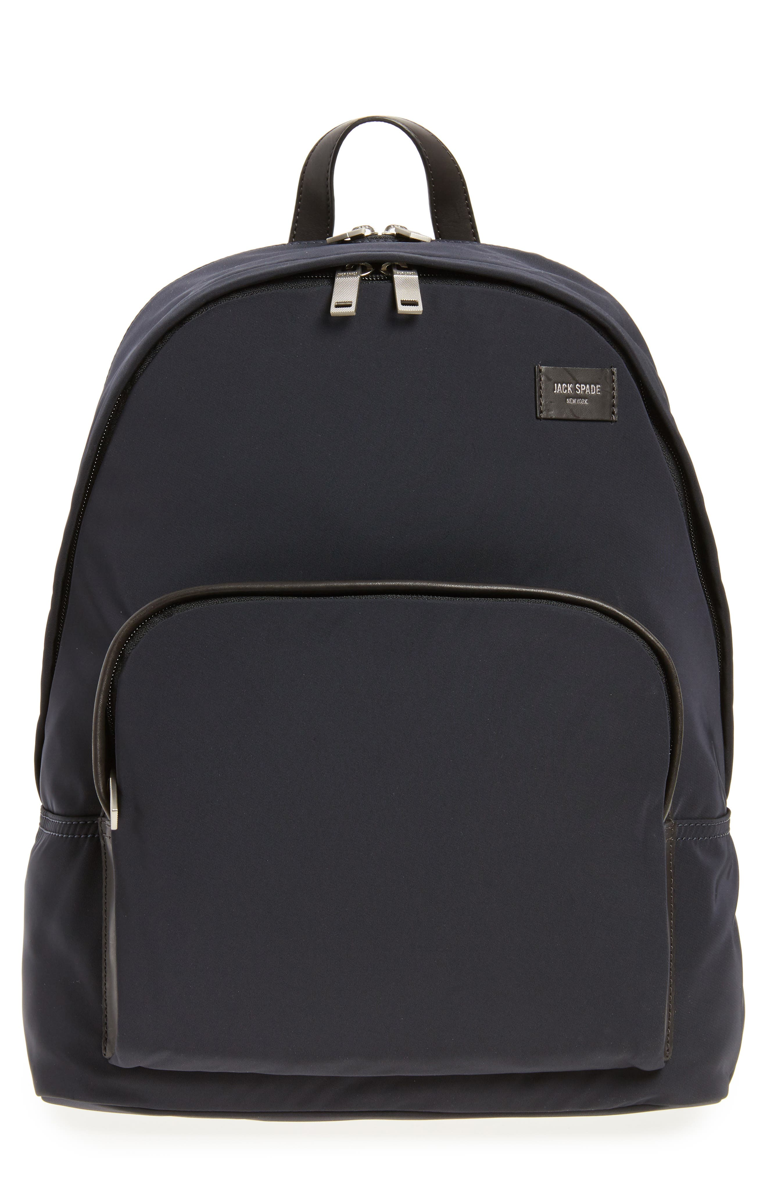 Twill Backpack,                         Main,                         color,