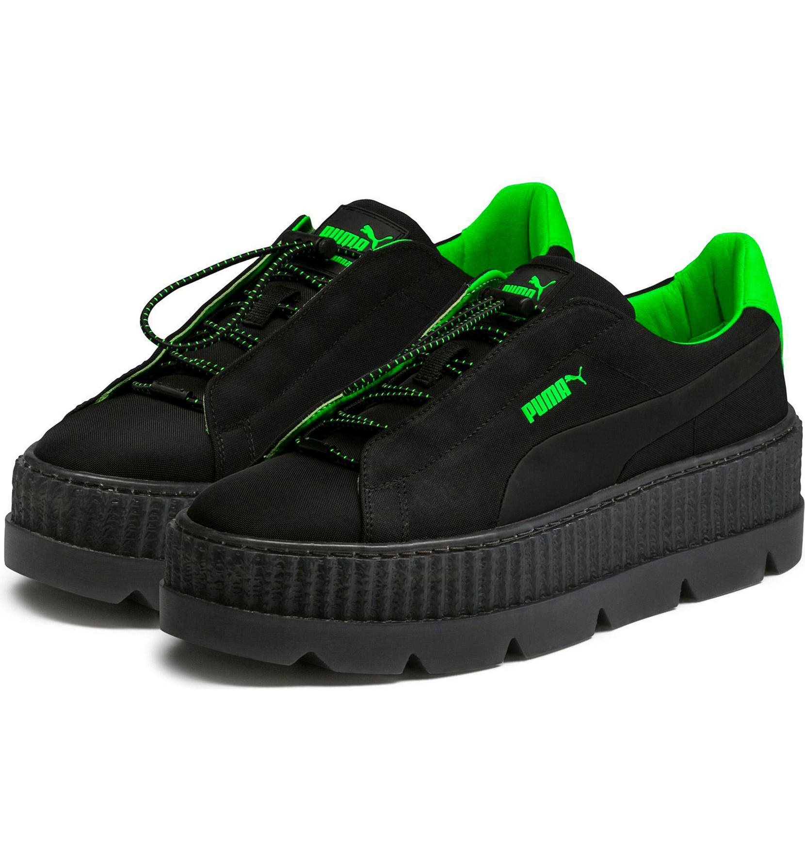 56133d9d9adab6 FENTY PUMA by Rihanna Cleated Creeper Sneaker