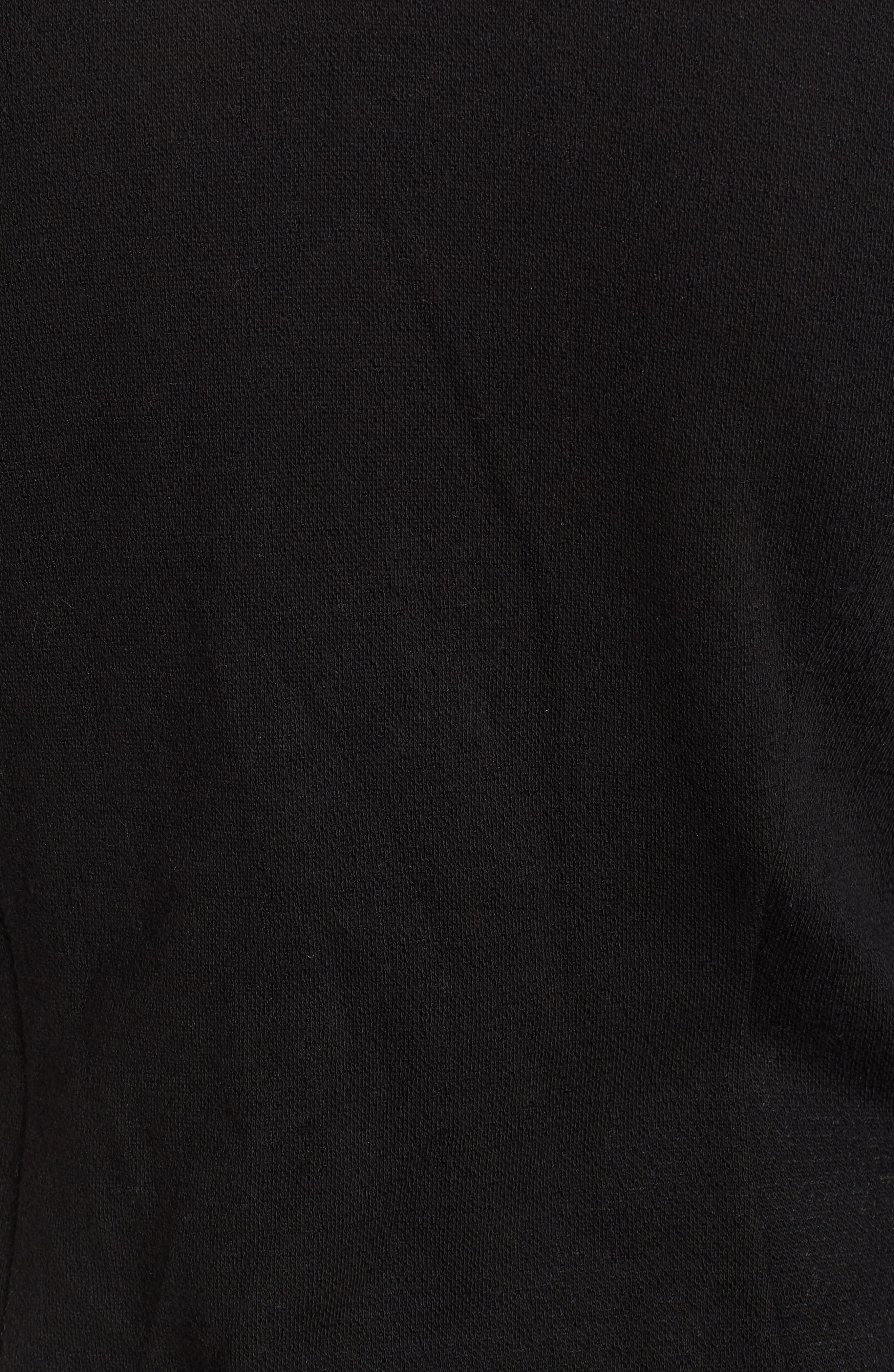 Sleek Jacket,                             Alternate thumbnail 7, color,                             BLACK ONYX