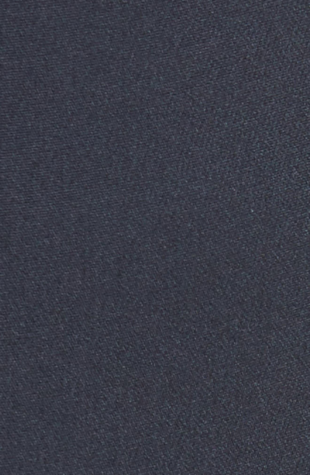 Stretch Crepe Cigarette Pants,                             Alternate thumbnail 5, color,                             410