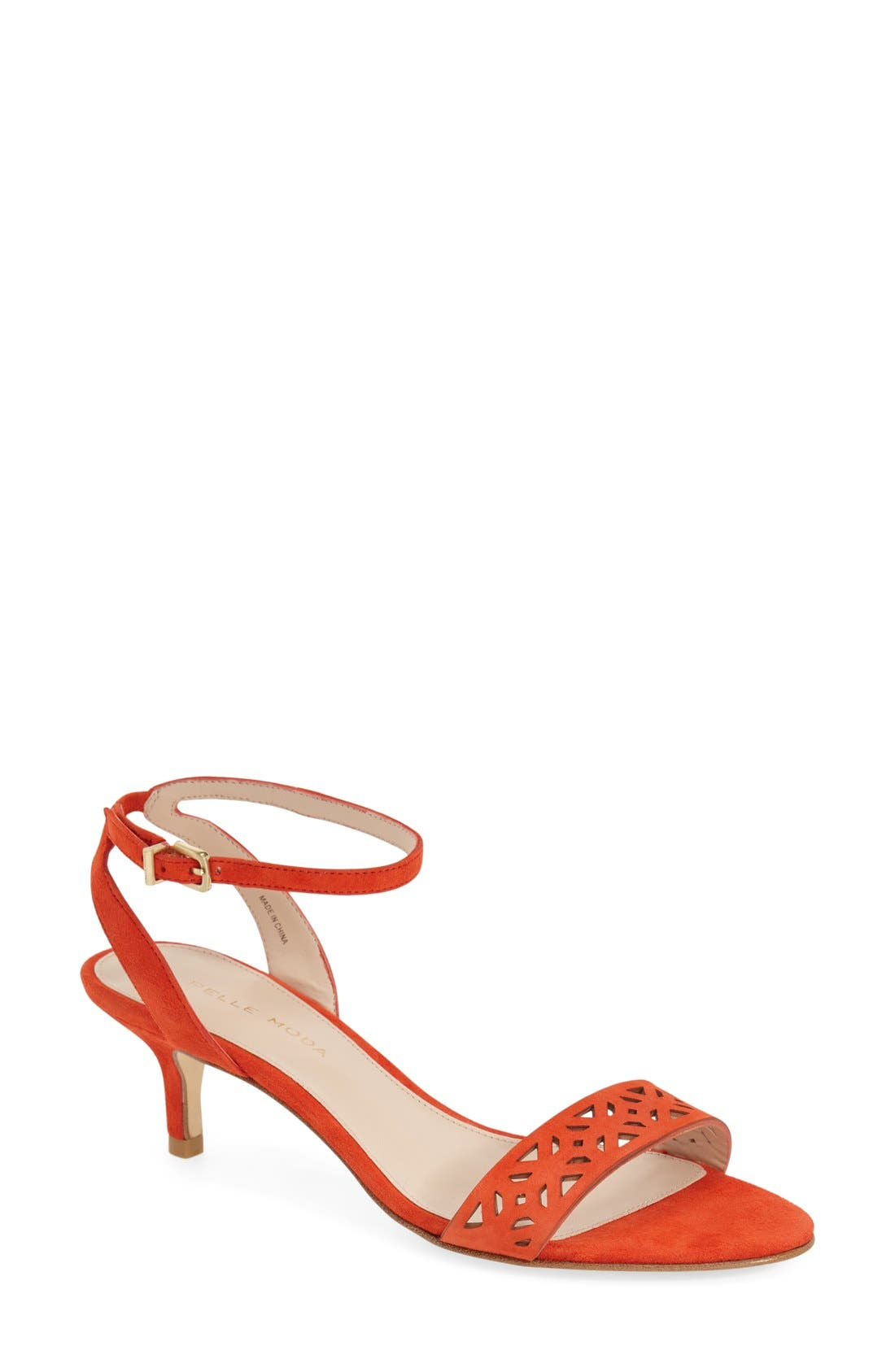 'Otis' Ankle Strap Sandal,                             Main thumbnail 7, color,