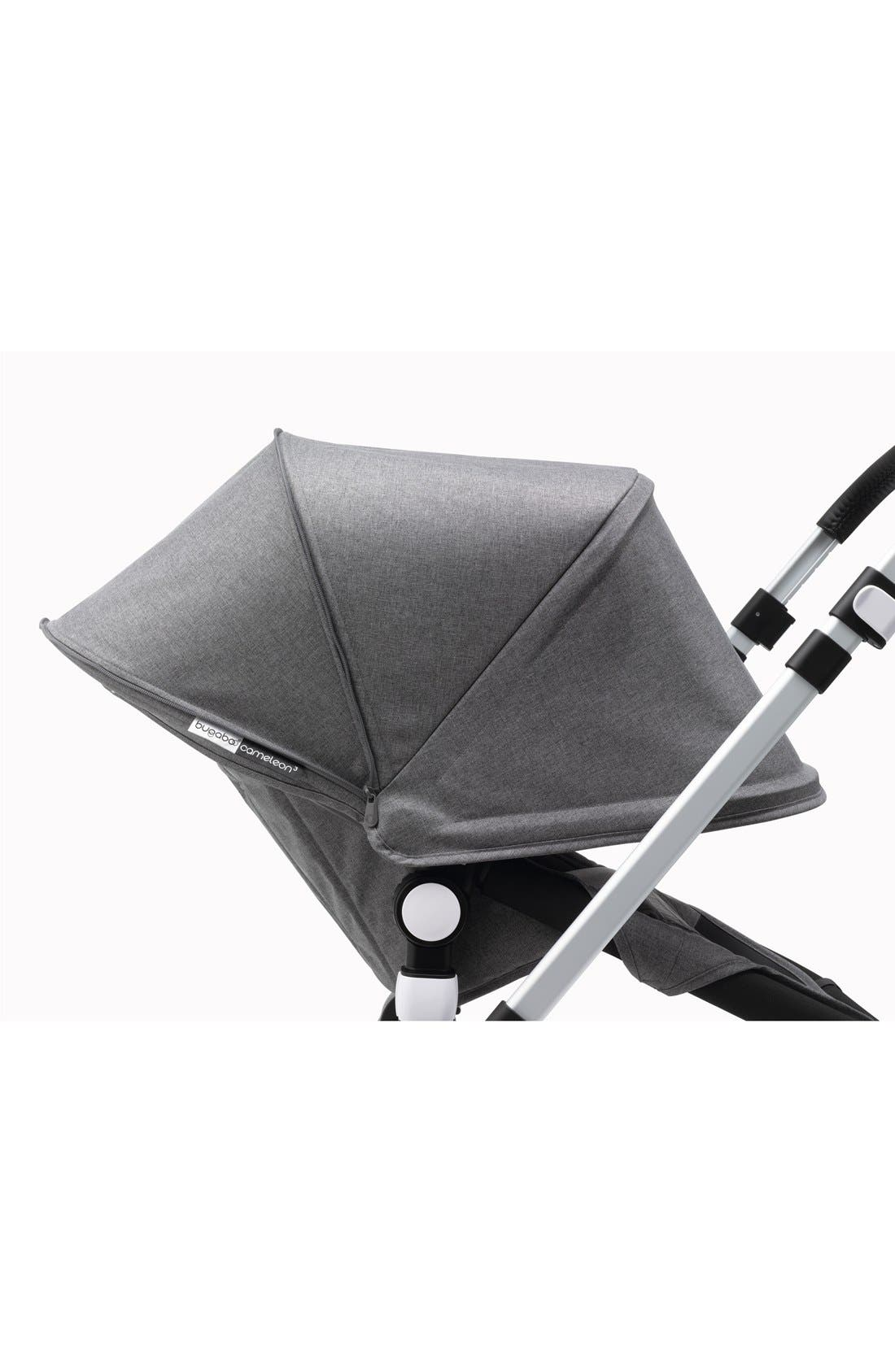 'Cameleon³' Aluminum Frame Stroller with Fabric Set,                             Alternate thumbnail 4, color,                             025