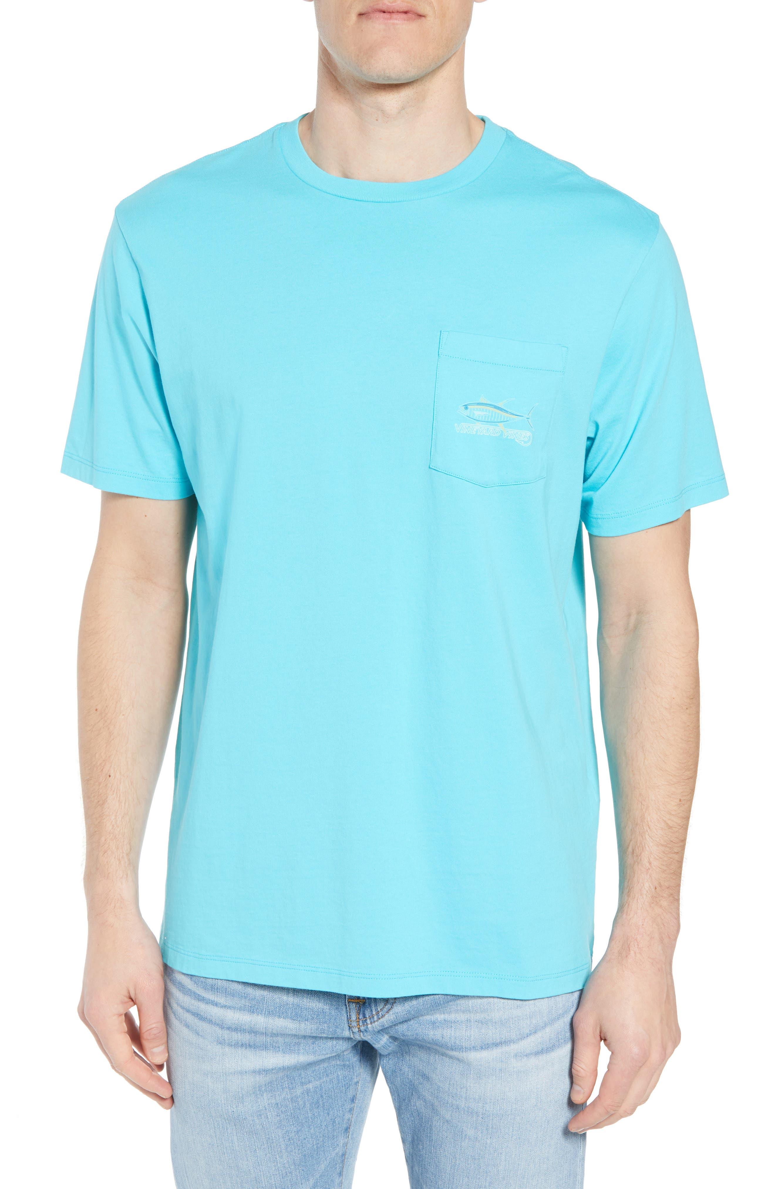 Tuna Hook Regular Fit Crewneck T-Shirt,                             Main thumbnail 1, color,