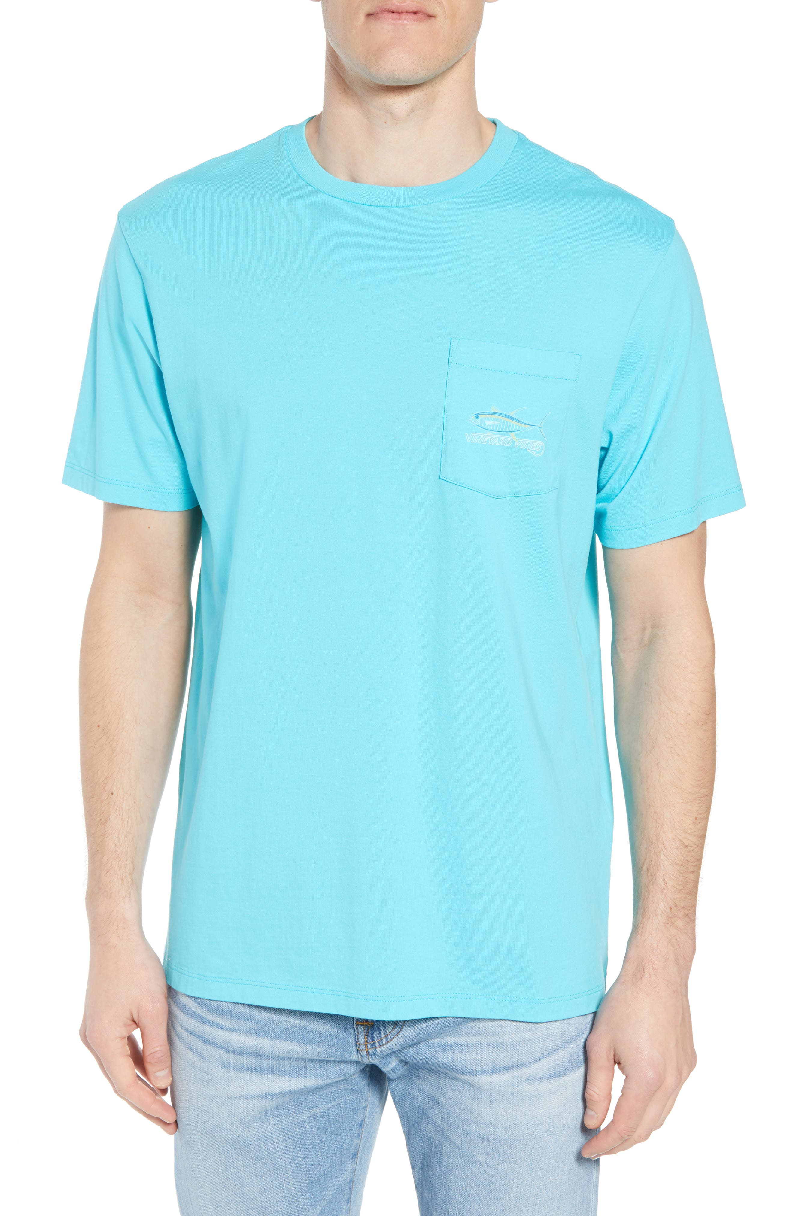 Tuna Hook Regular Fit Crewneck T-Shirt,                         Main,                         color,