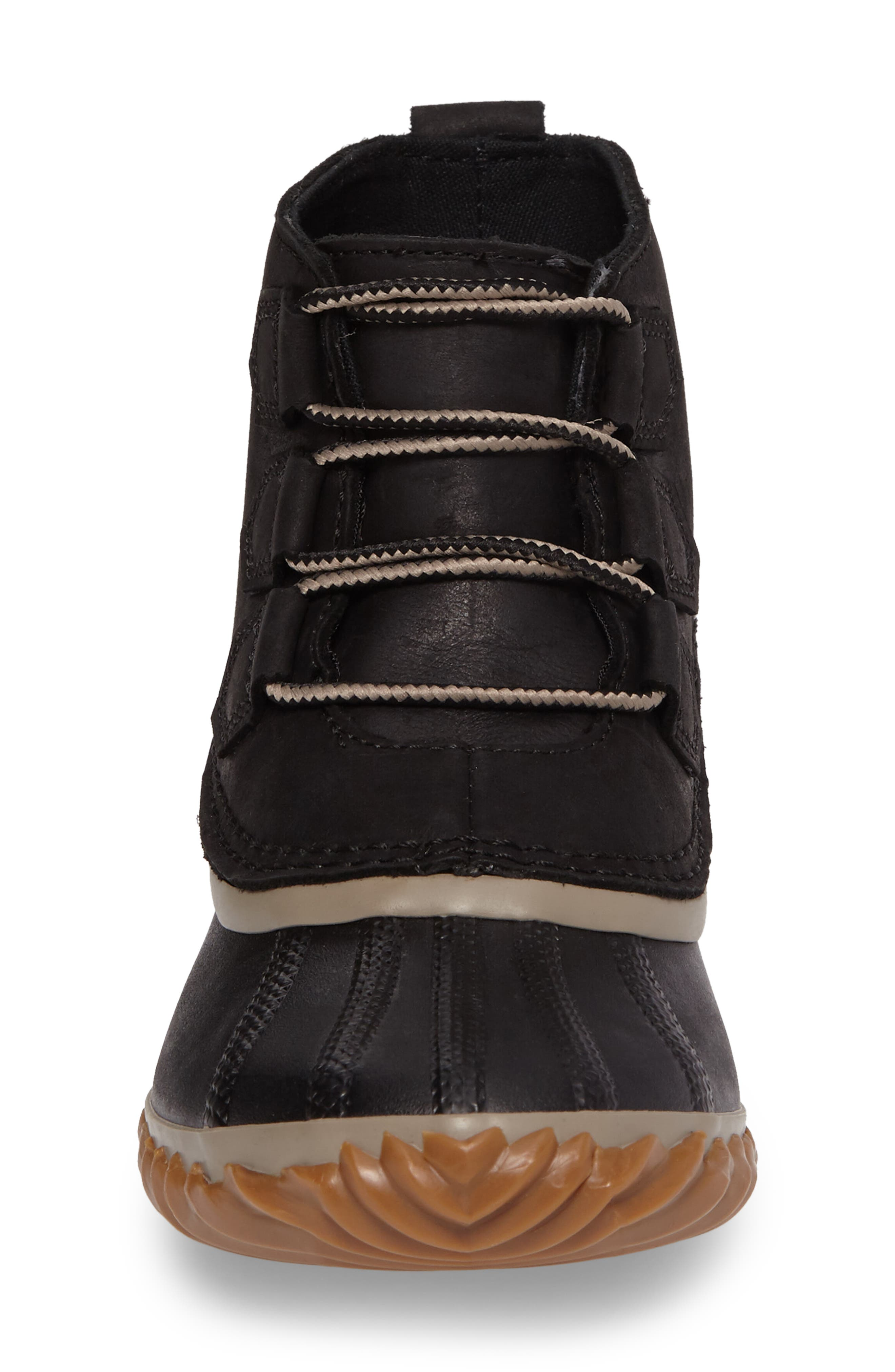 'Out N About' Leather Boot,                             Alternate thumbnail 36, color,