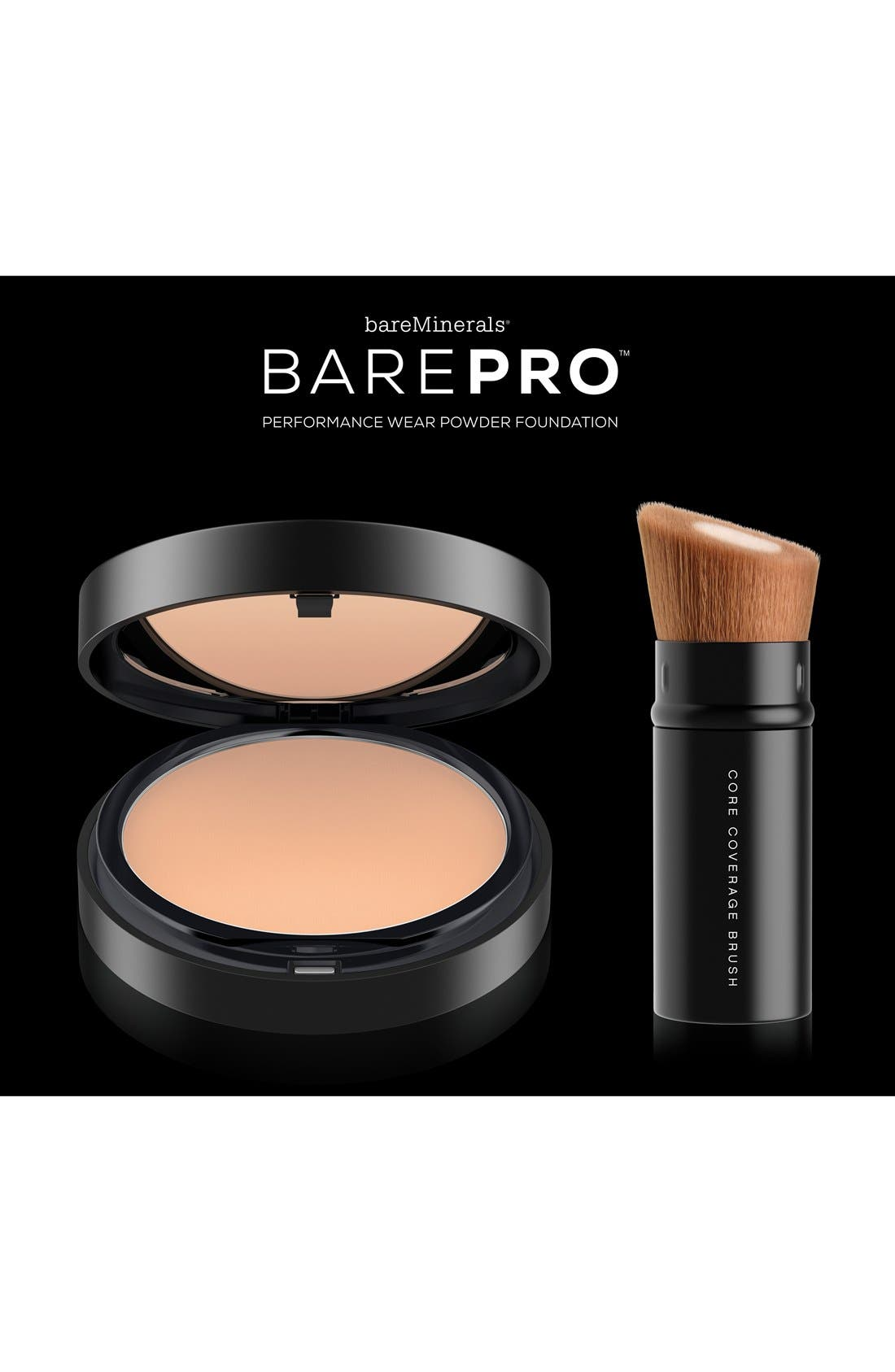 barePro<sup>™</sup> Performance Wear Powder Foundation,                             Alternate thumbnail 4, color,                             28 CLOVE